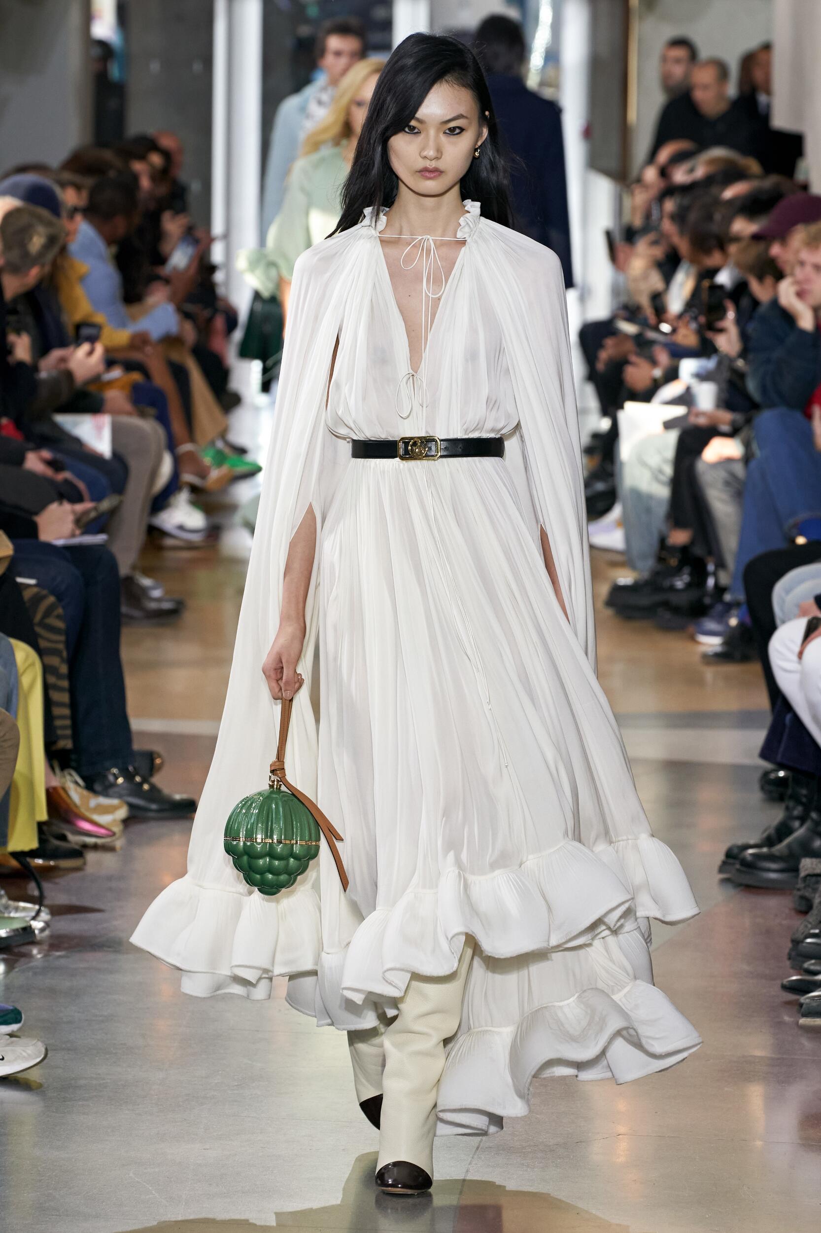 Womenswear Fall Winter Lanvin 2020 Trends