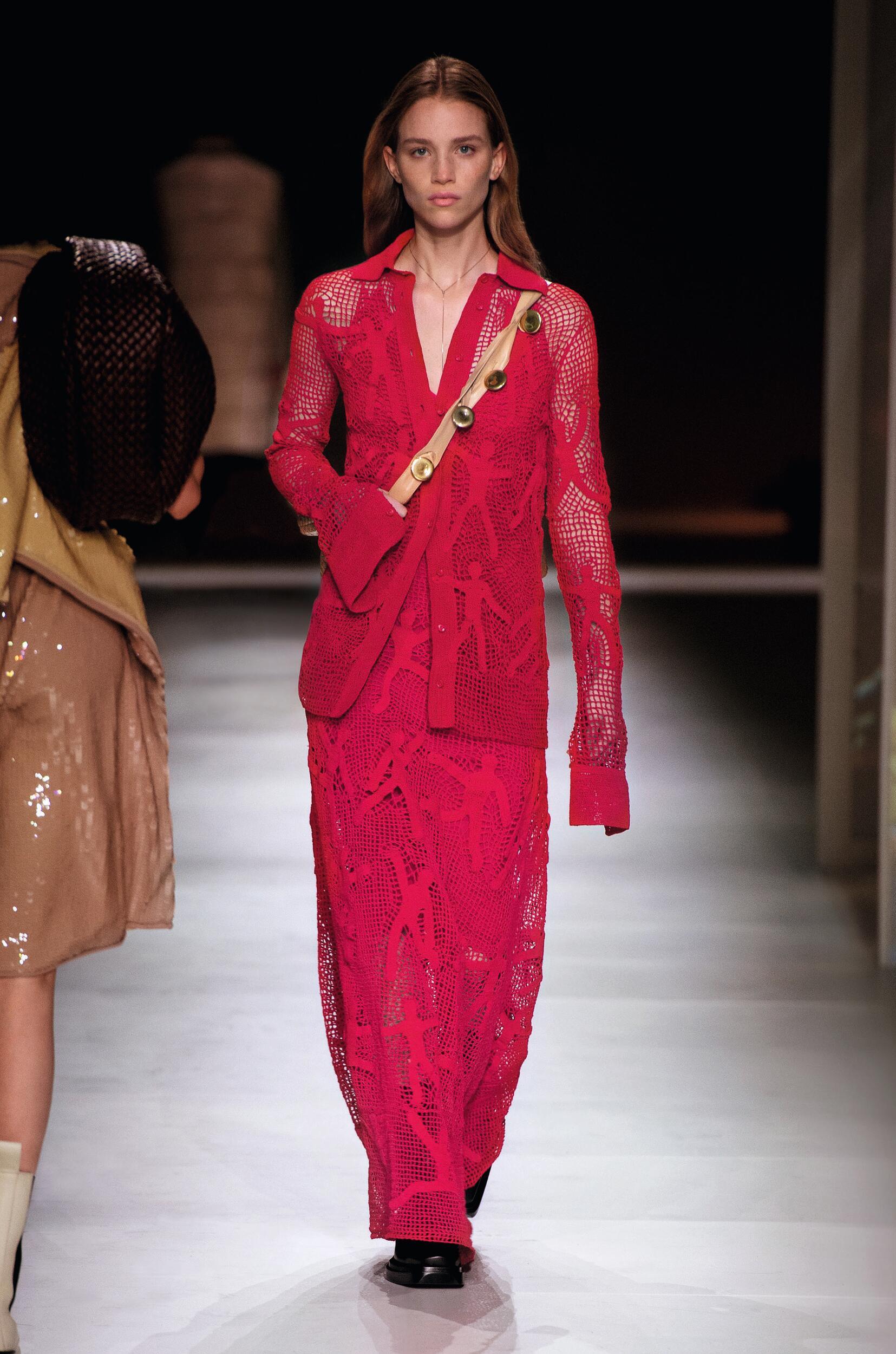 Womenswear Winter Bottega Veneta 2020