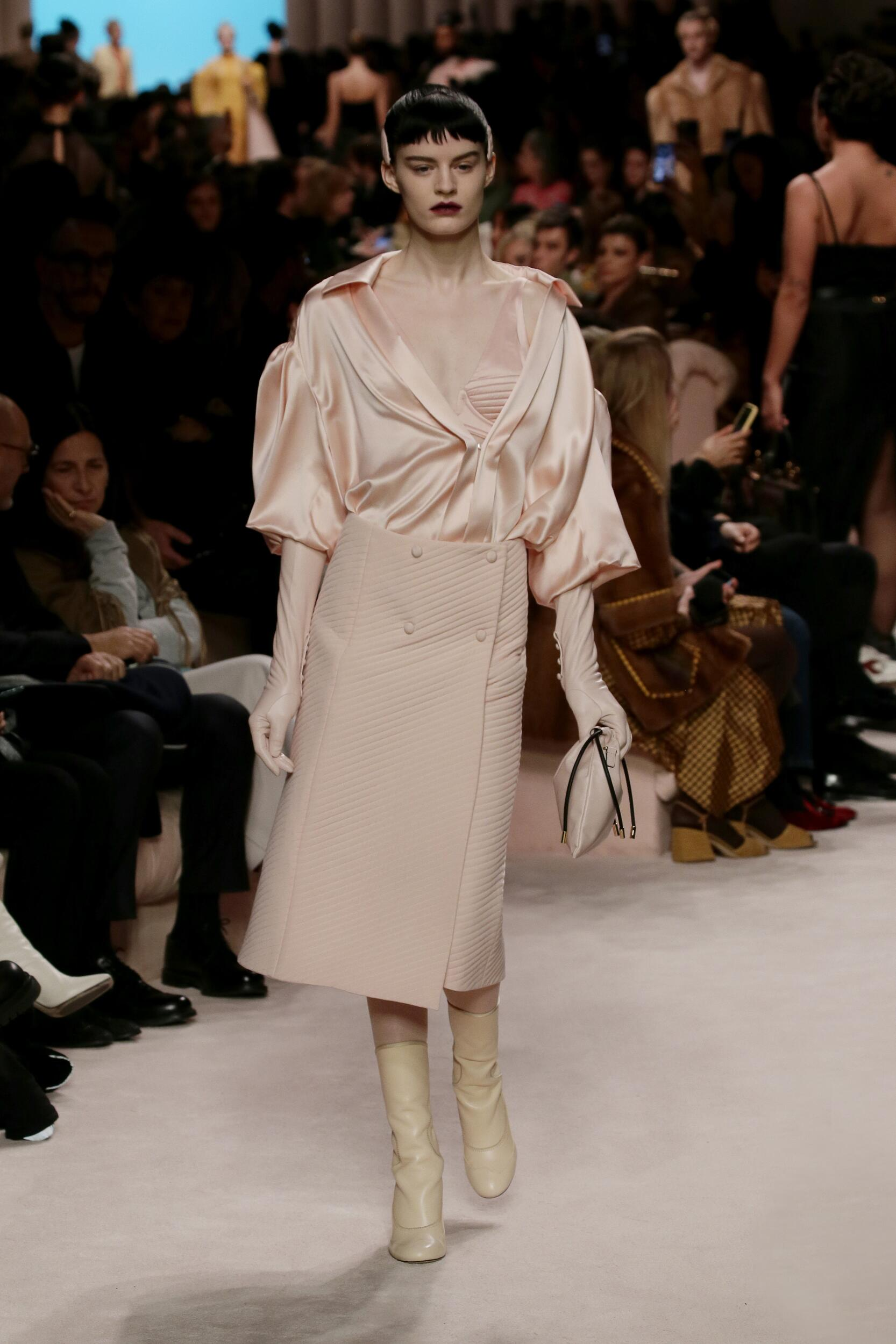 Womenswear Winter Fendi 2020