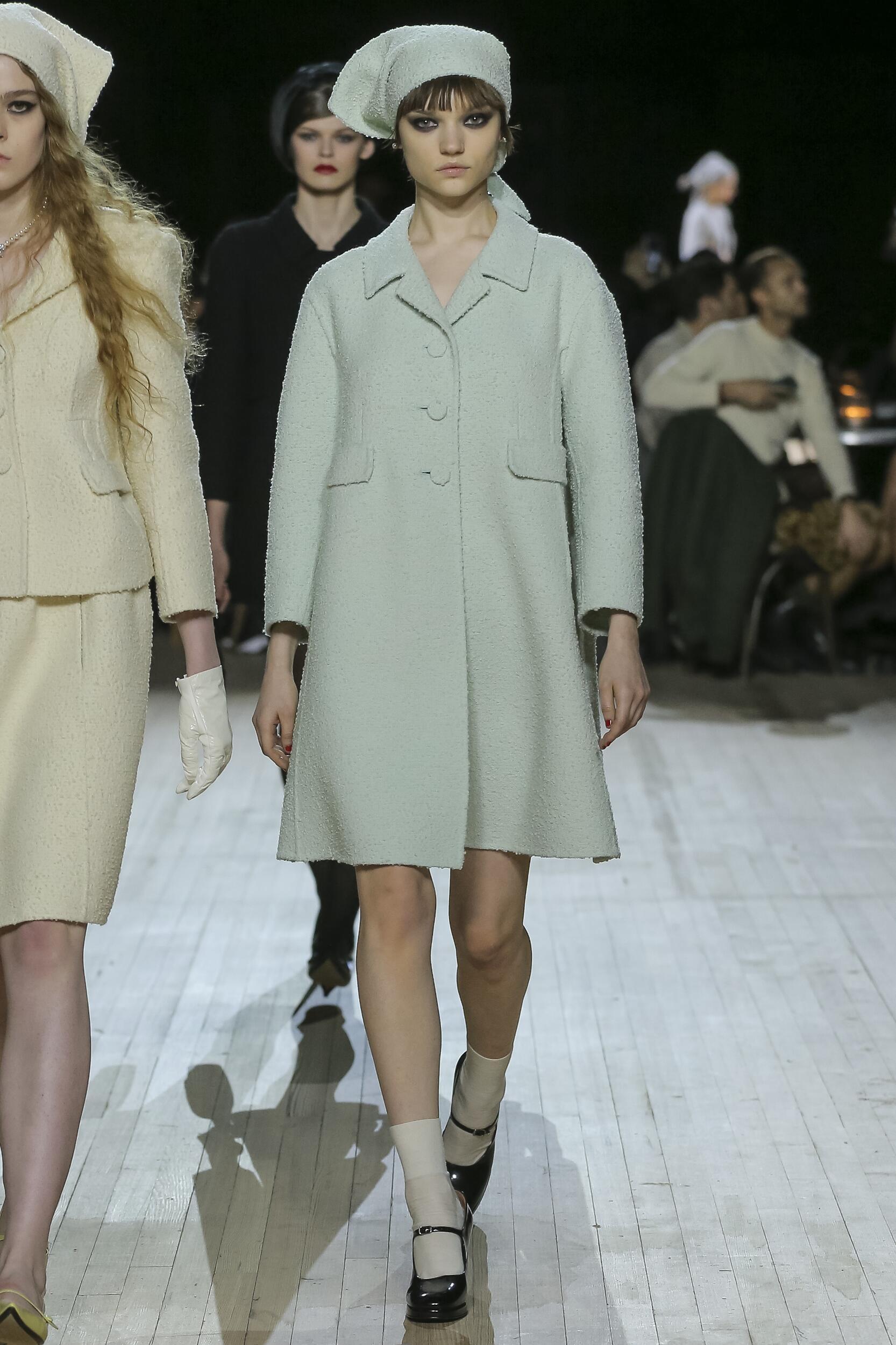 Womenswear Winter Marc Jacobs 2020