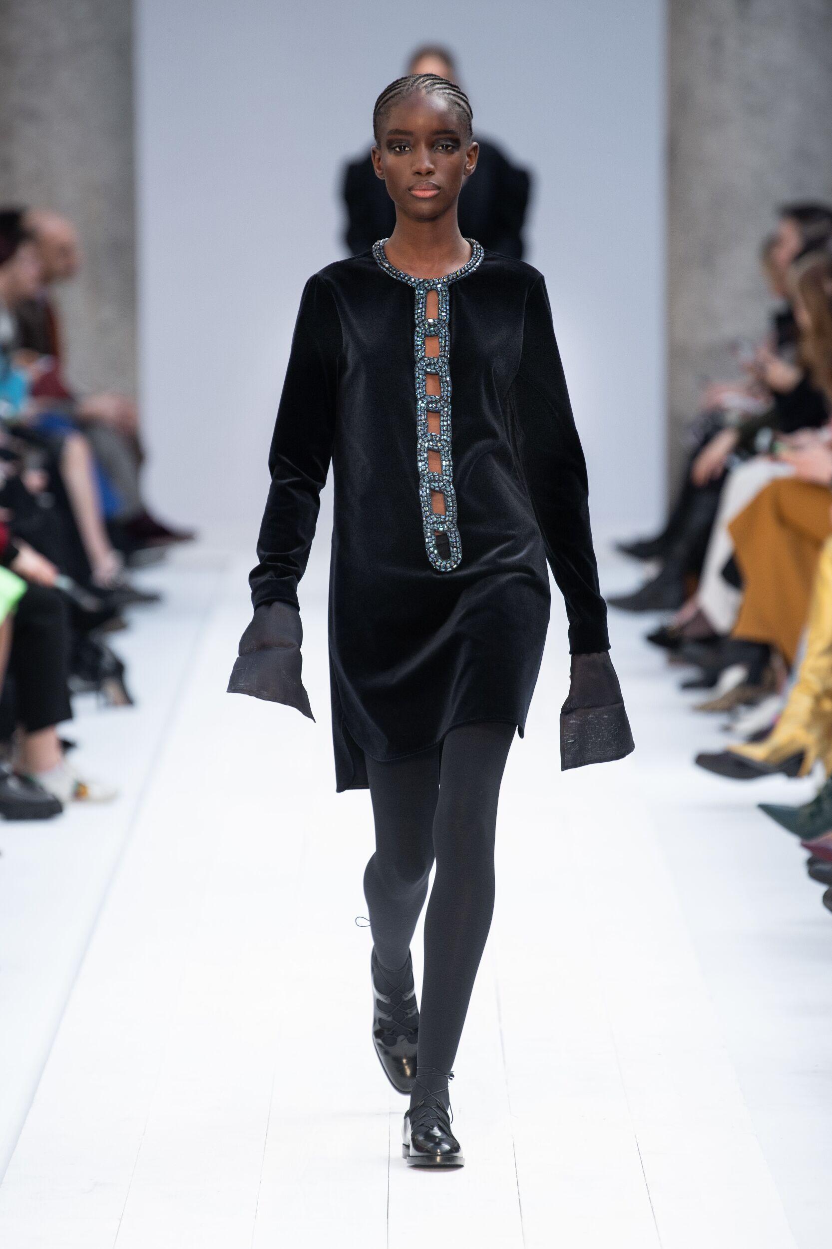 Womenswear Winter Max Mara 2020