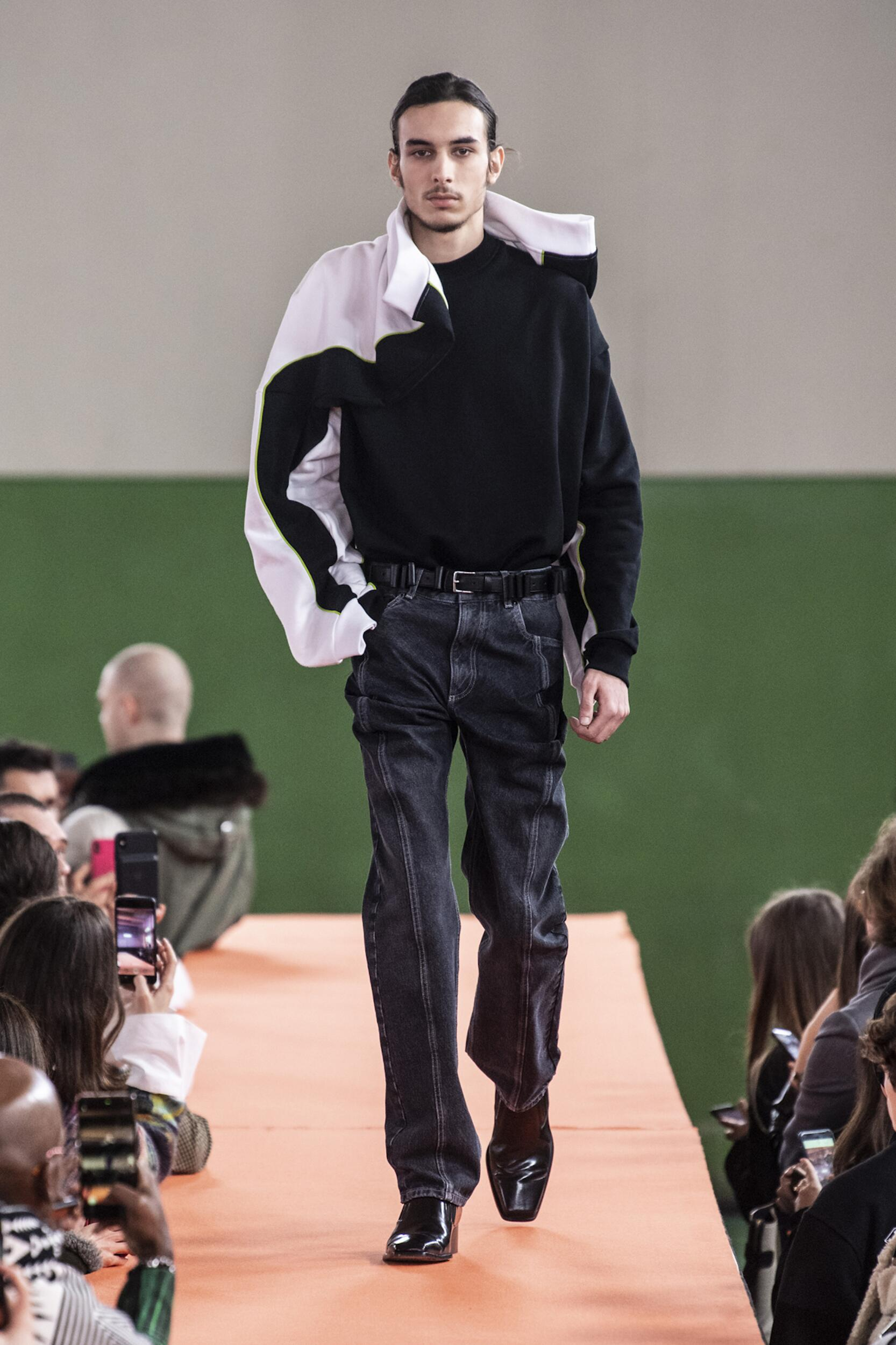 Y/Project Paris Fashion Week Menswear Trends
