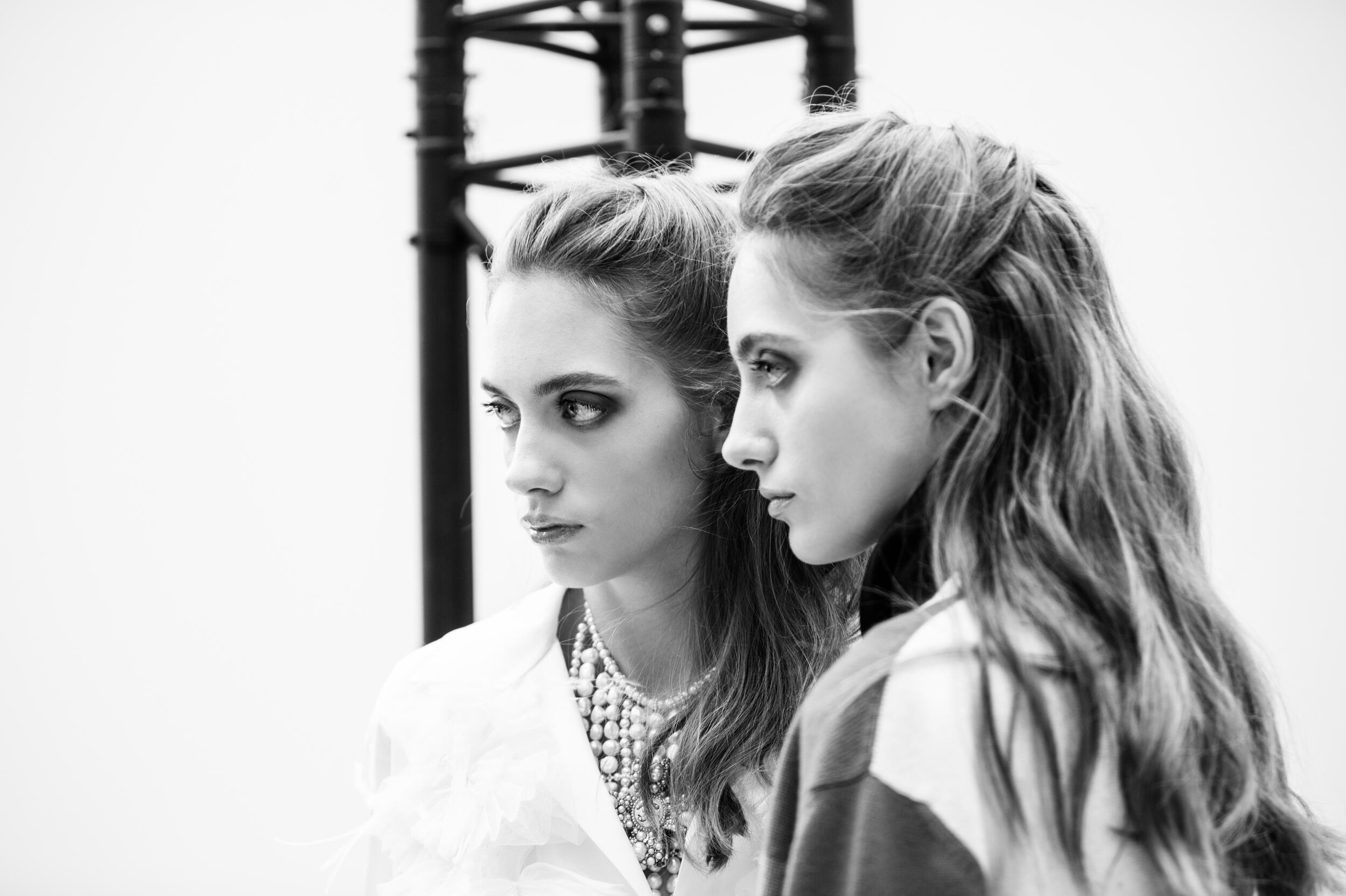 2020 Backstage Chanel Women Models