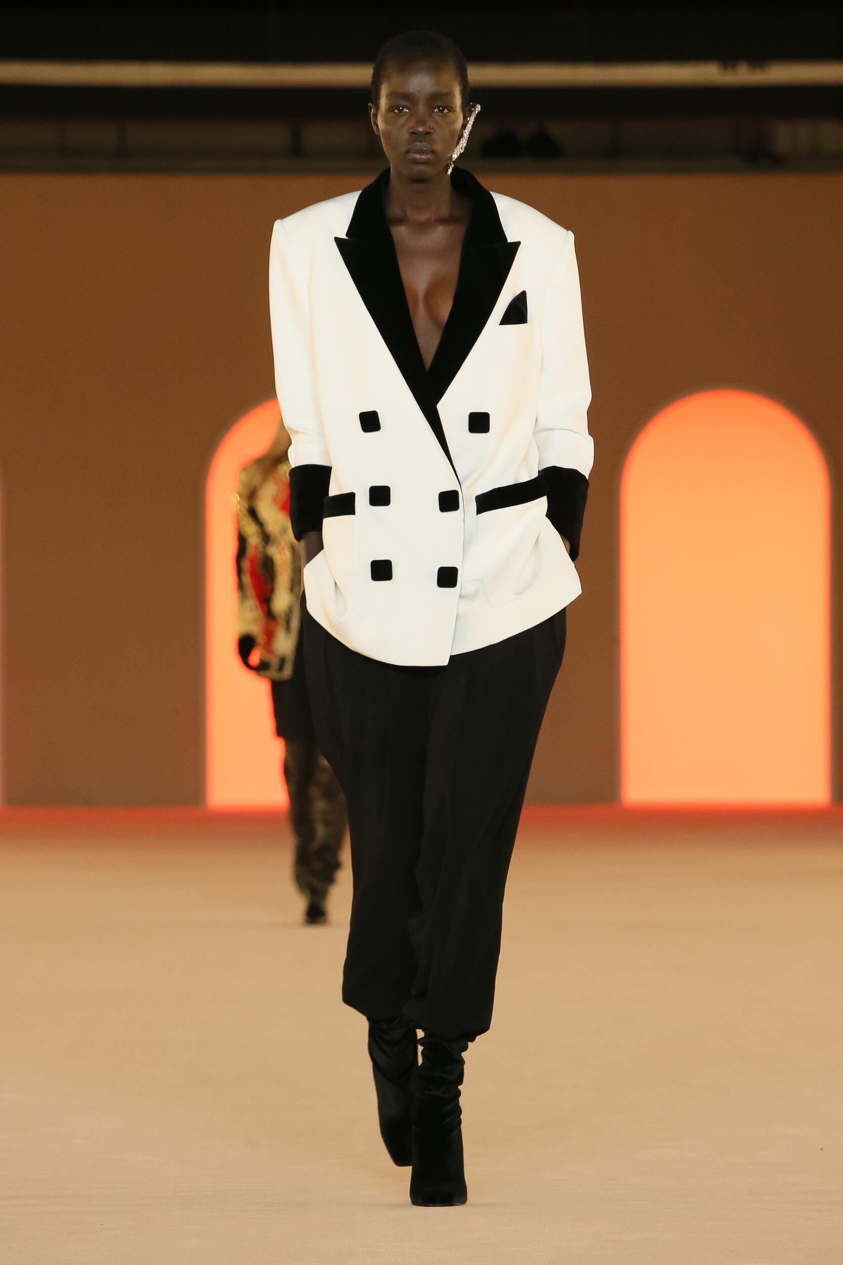 2020 Balmain Trends Paris Fashion