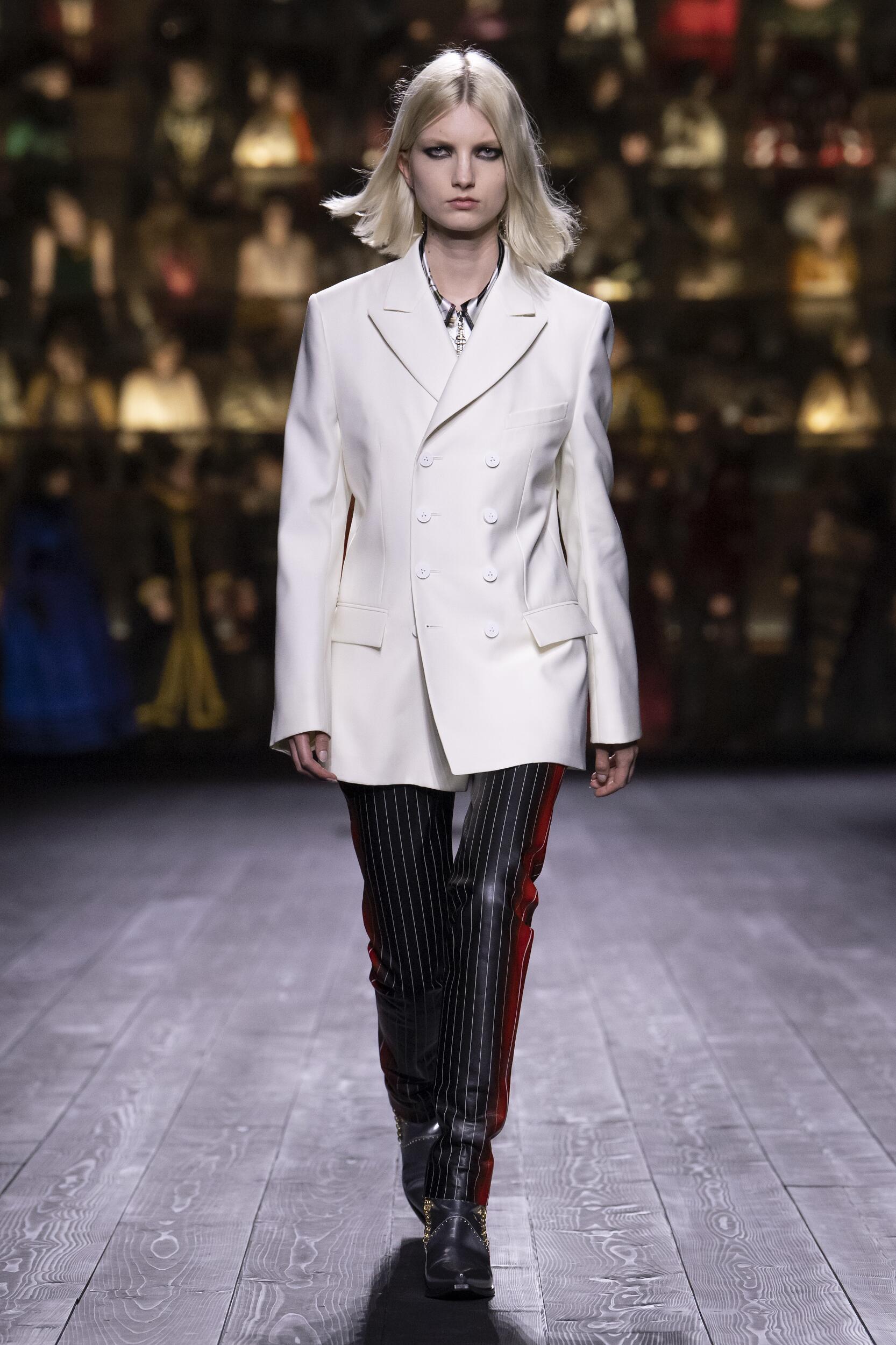 2020 Catwalk Louis Vuitton Winter