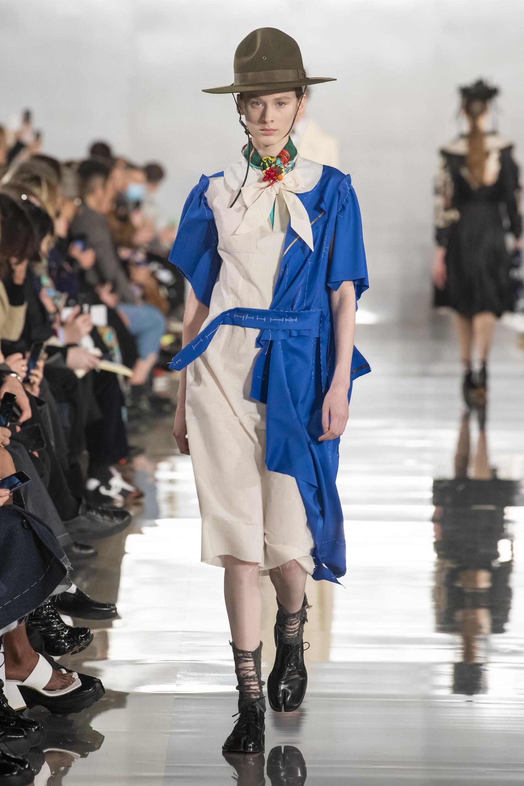 2020 Catwalk Maison Margiela Winter
