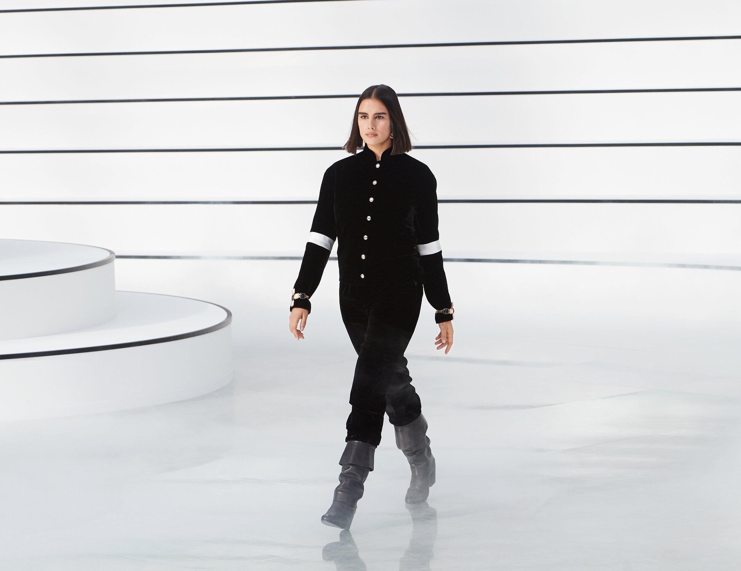 2020 Chanel Catwalk