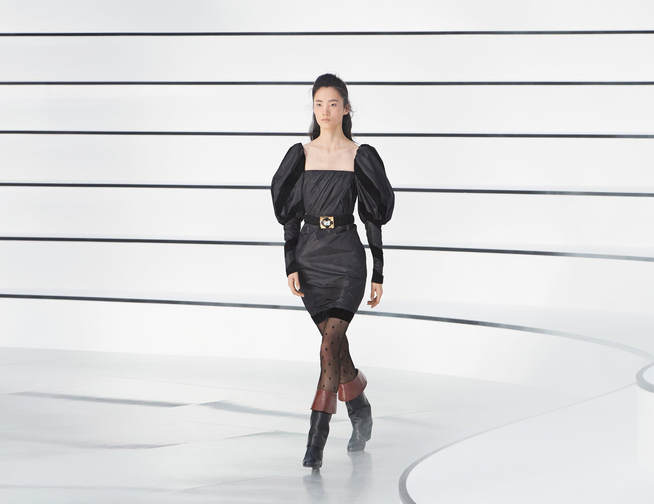 2020 Chanel Fall Catwalk