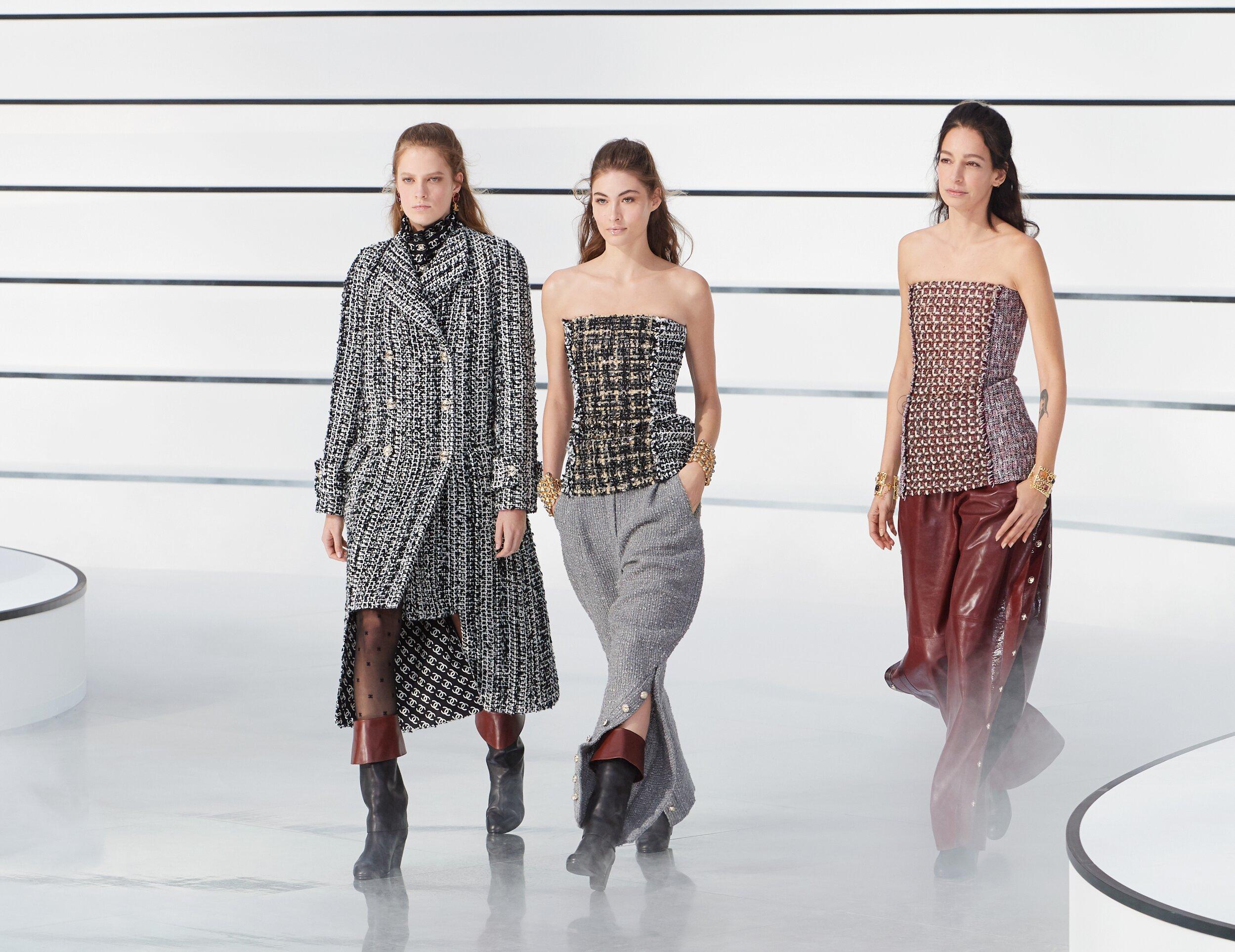 2020 Chanel Fall Winter Women