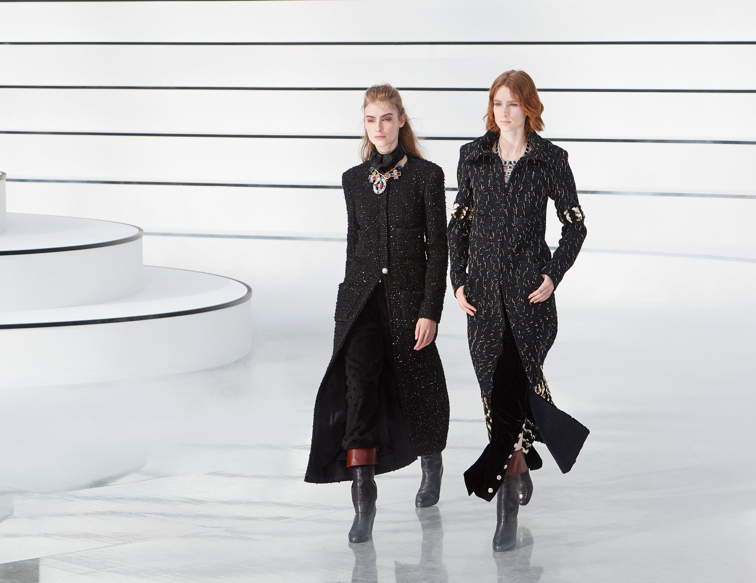 2020 Chanel Winter Catwalk