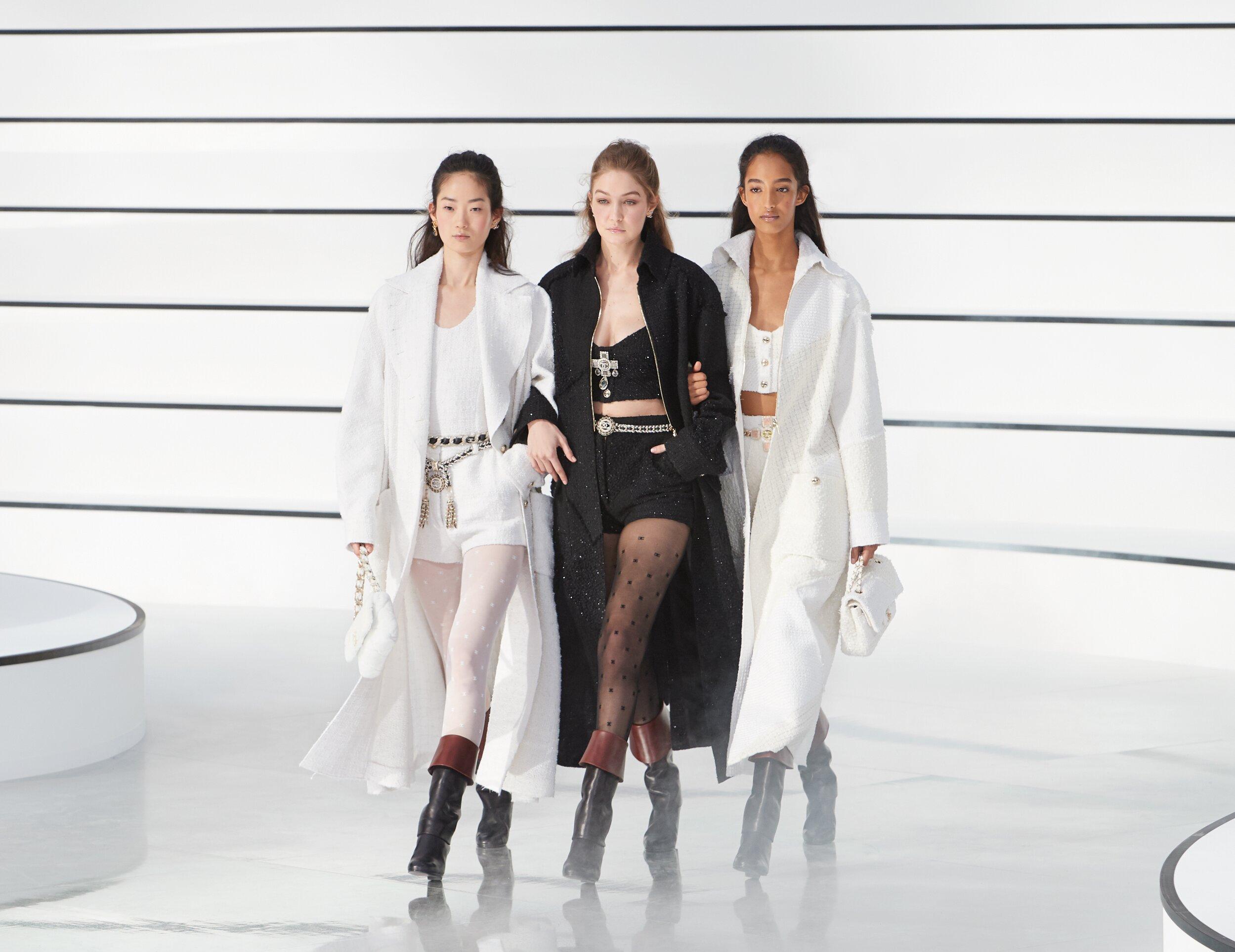2020 Chanel Winter Runway Show