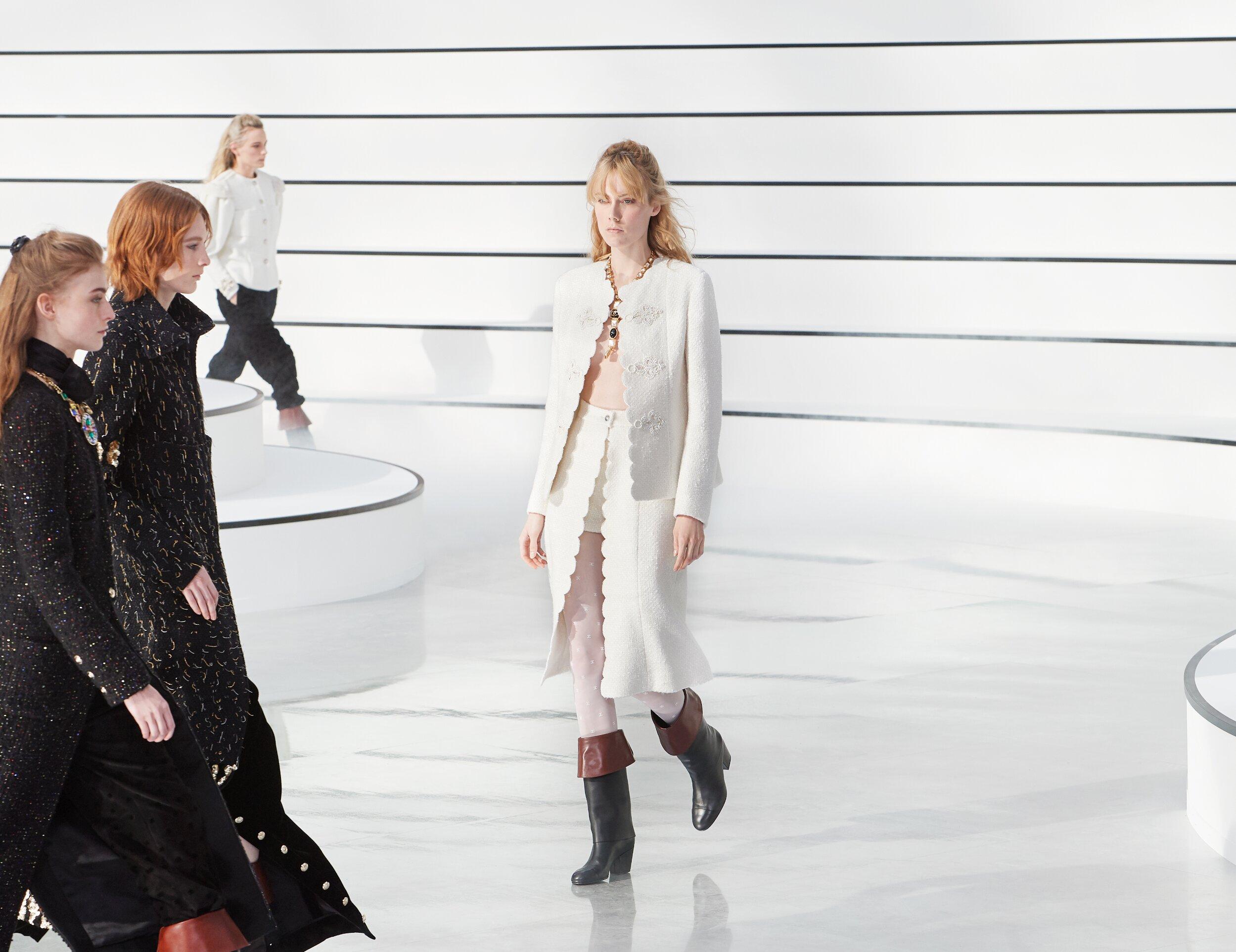 2020 Chanel Winter Runway