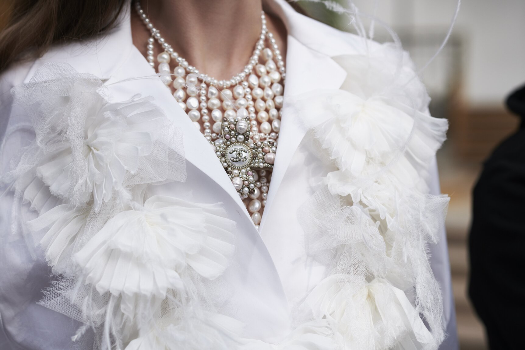 2020 Detail Necklace Chanel
