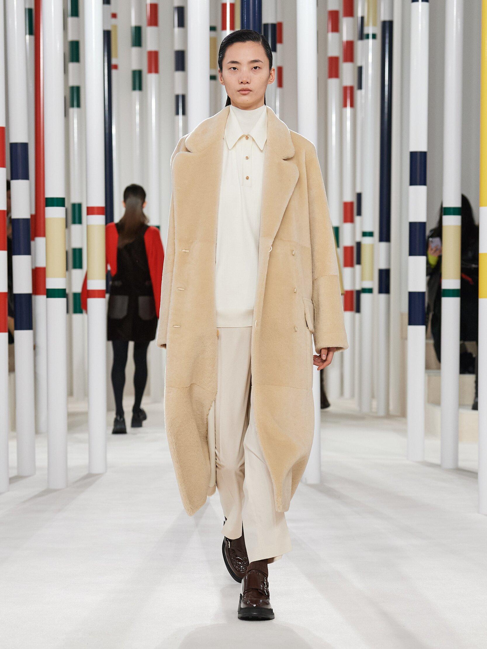 2020 Hermès Catwalk Paris Fashion Week