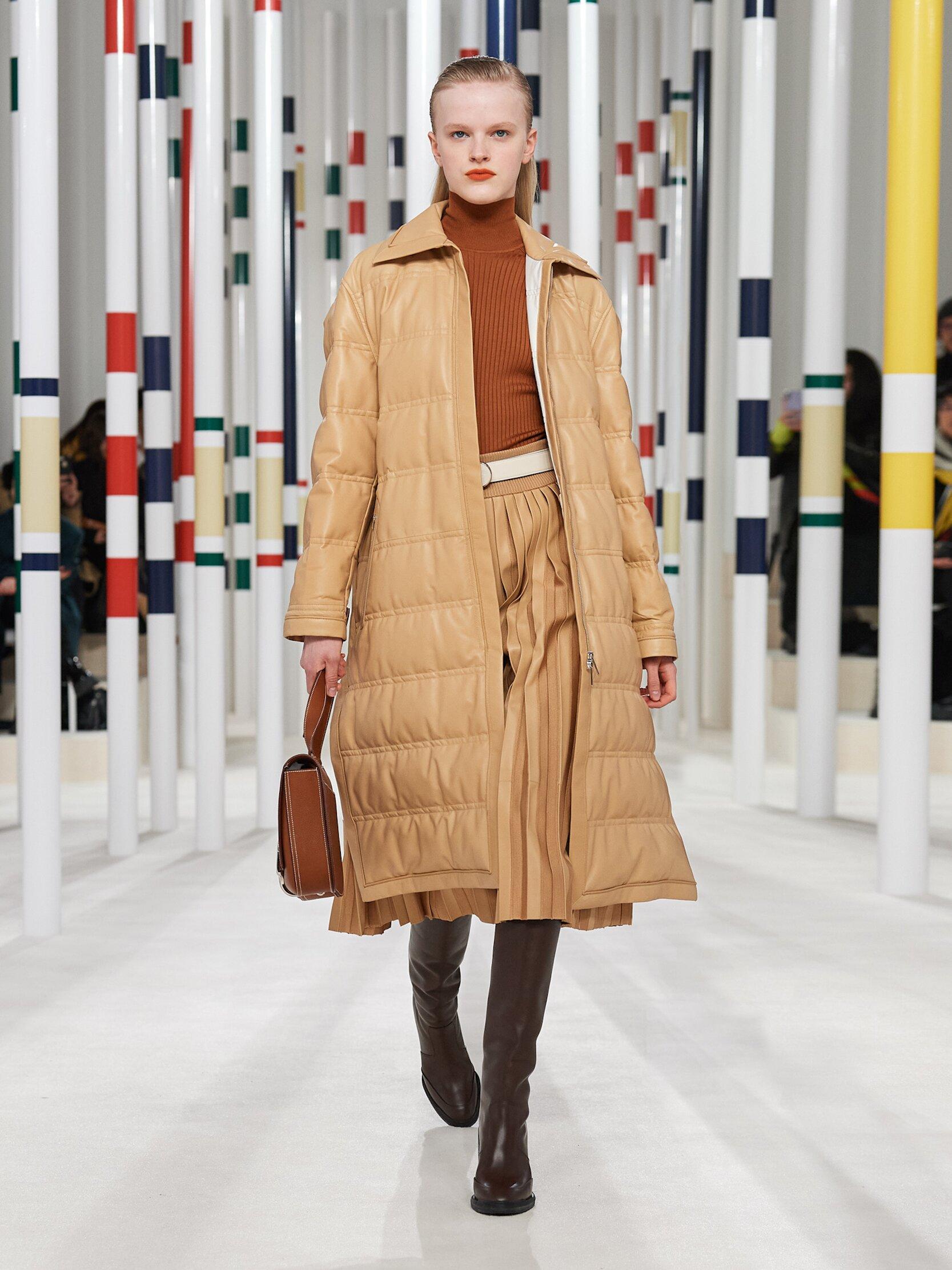 2020 Hermès Fall Catwalk