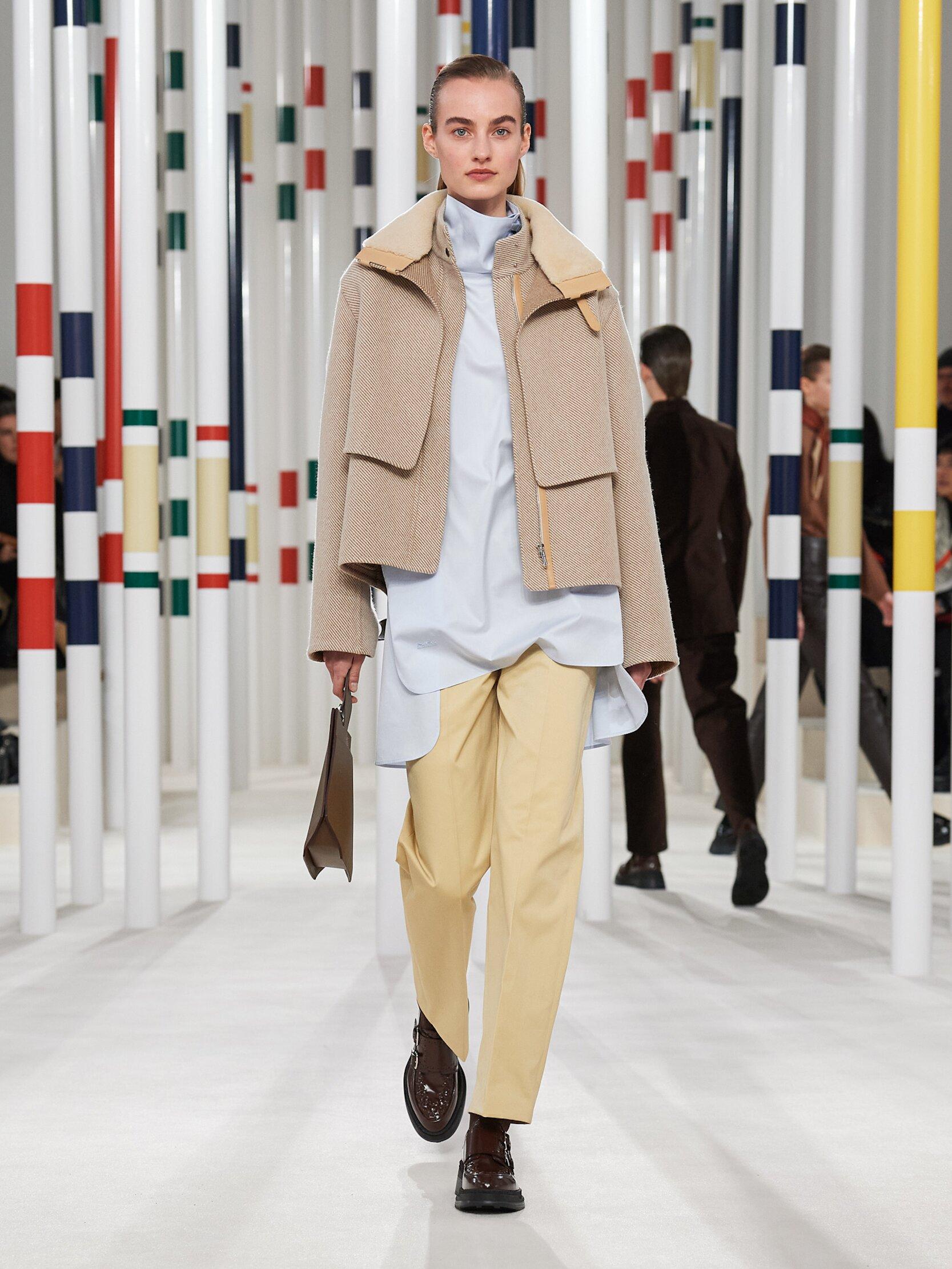 2020 Hermès Winter Runway