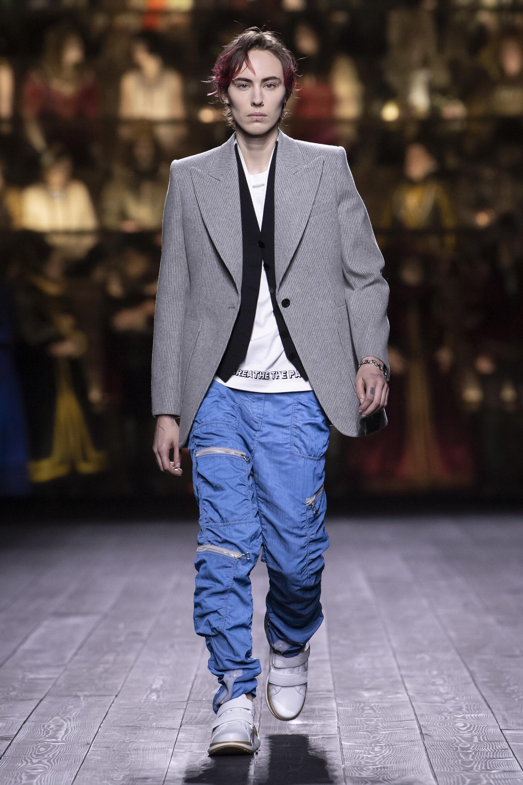 2020 Louis Vuitton Fall Catwalk