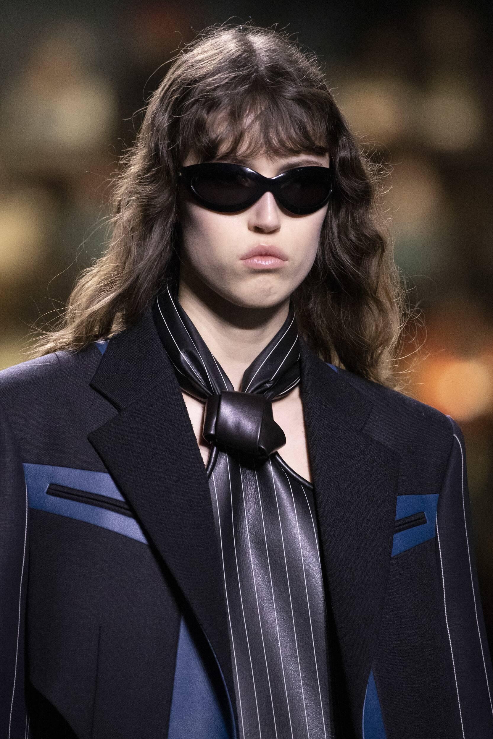 2020 Louis Vuitton Model Portrait