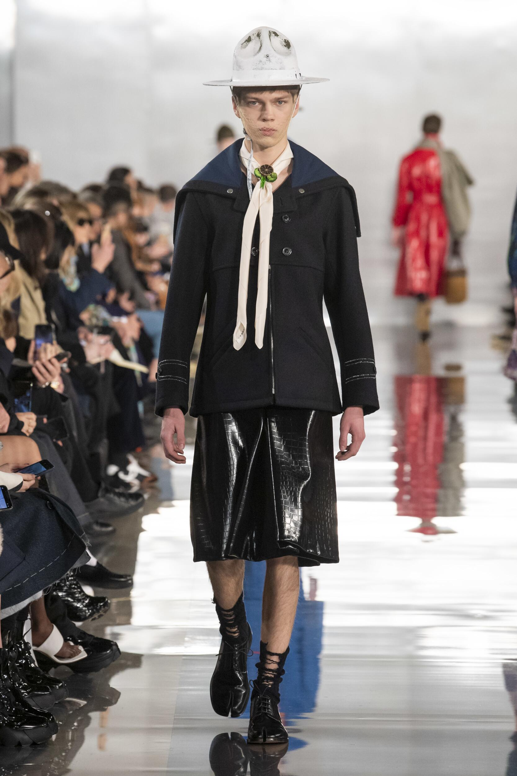 2020 Maison Margiela Fall Winter Man