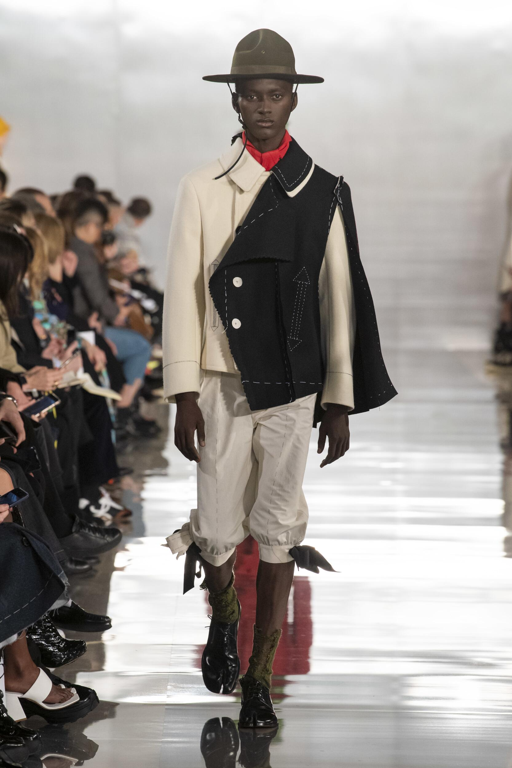 2020 Maison Margiela Winter Catwalk
