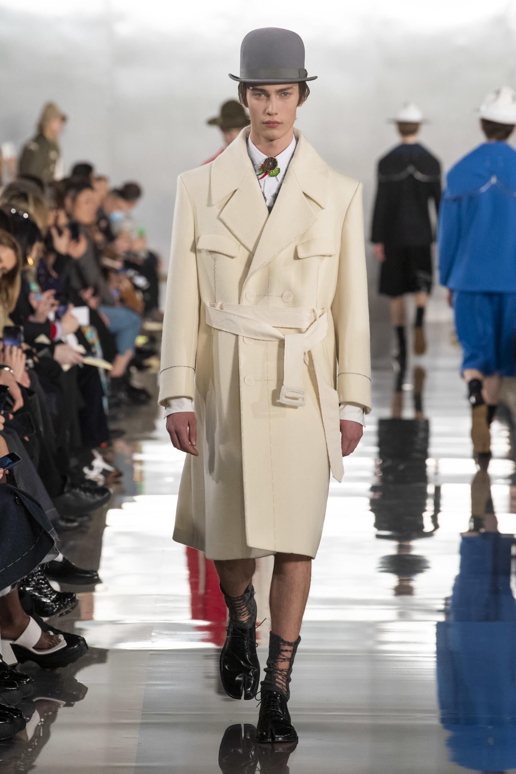 2020 Man Style Maison Margiela