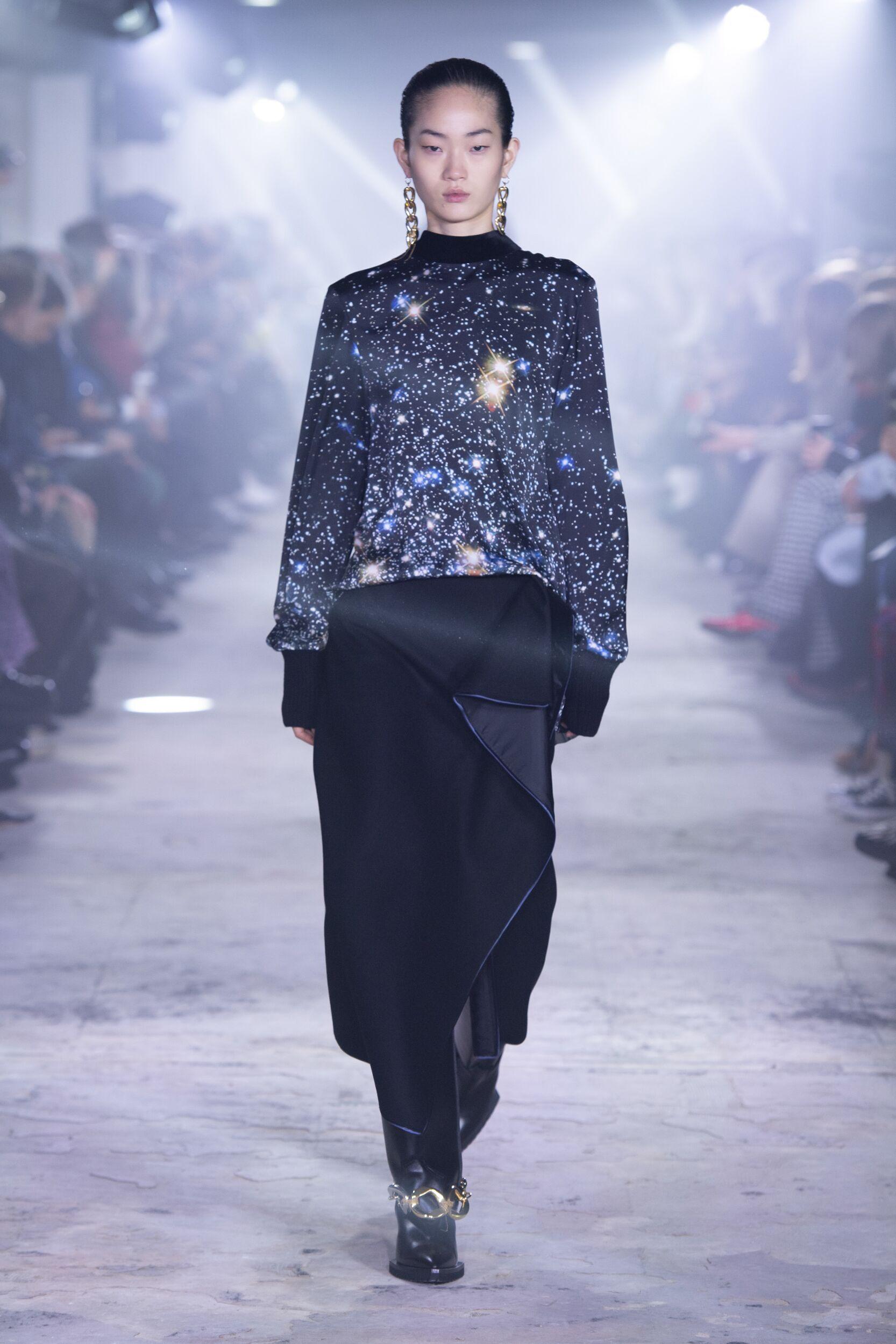 2020 Woman Style Sacai