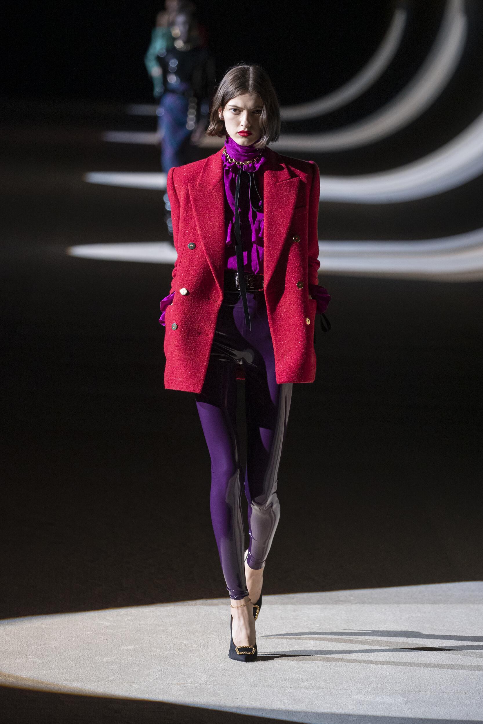 2020 Woman Style Saint Laurent