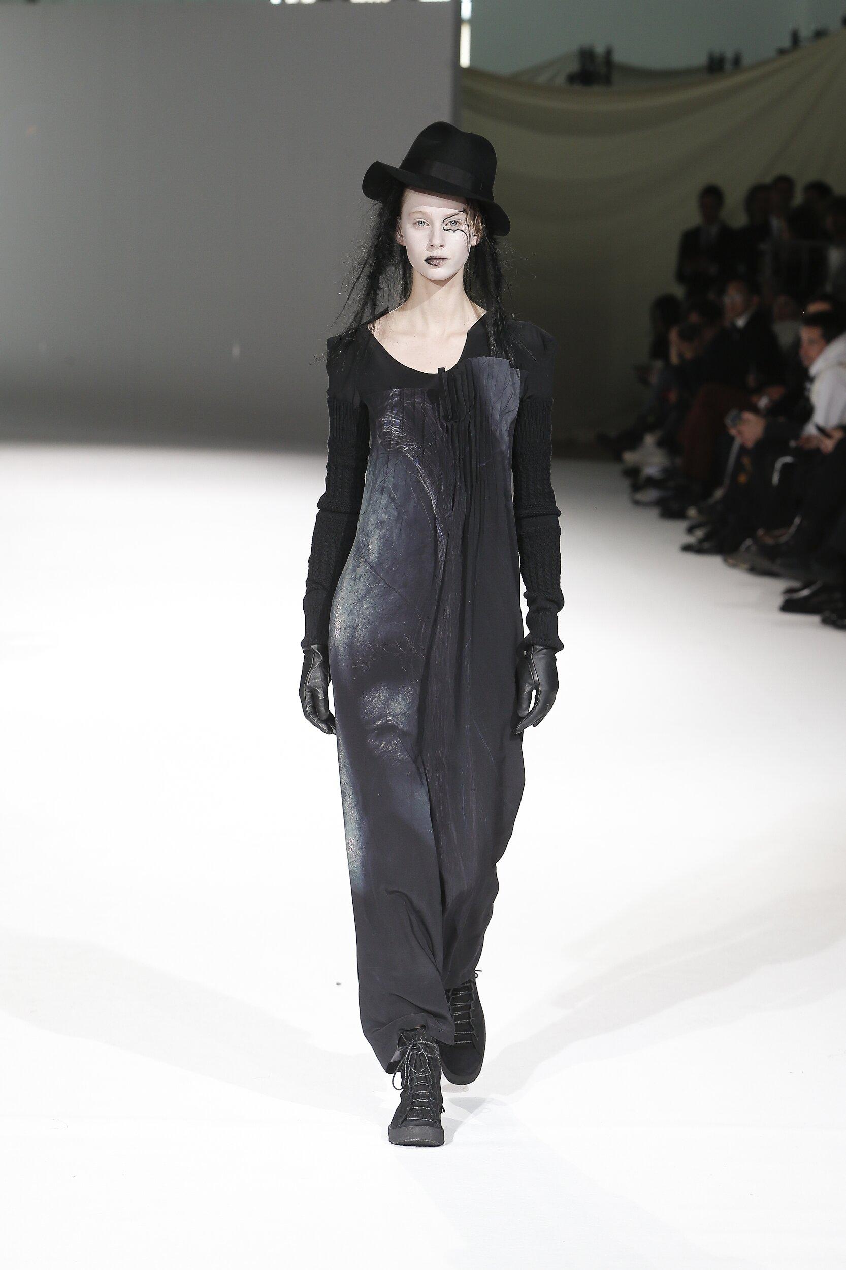 2020 Woman Style Yohji Yamamoto