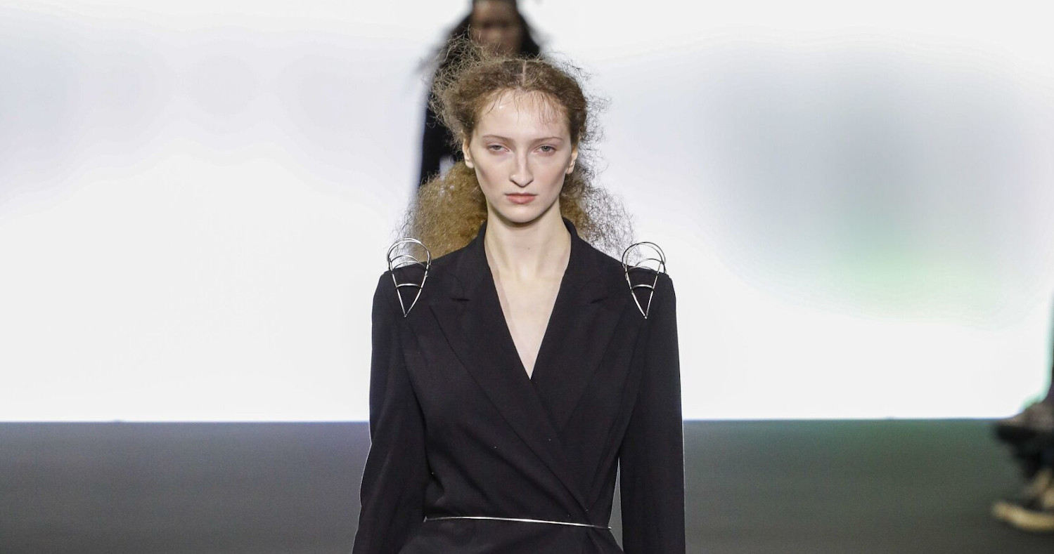 Ann Demeulemeester Fashion Show FW 2020 Paris