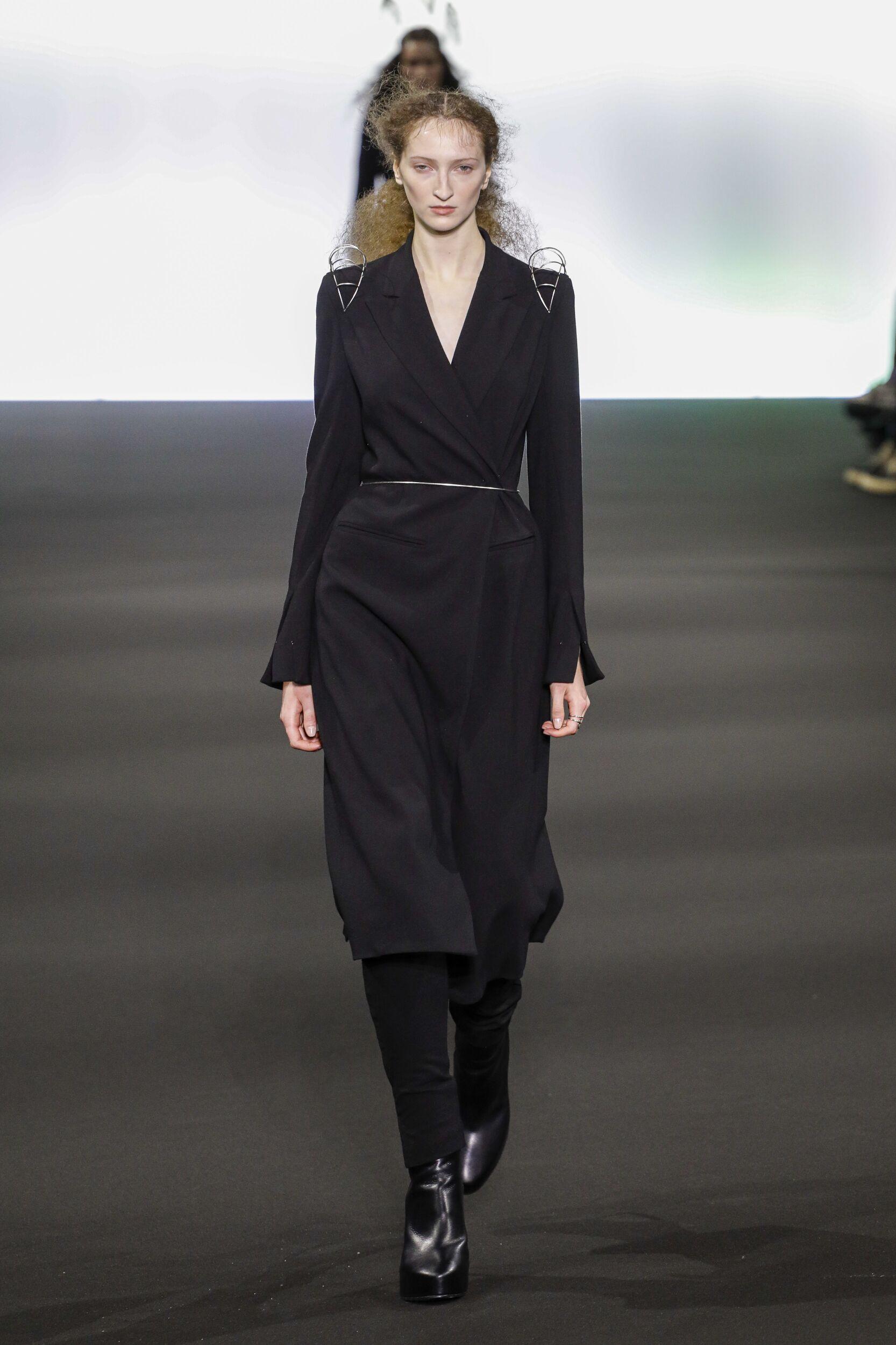 Ann Demeulemeester Fashion Show FW 2020