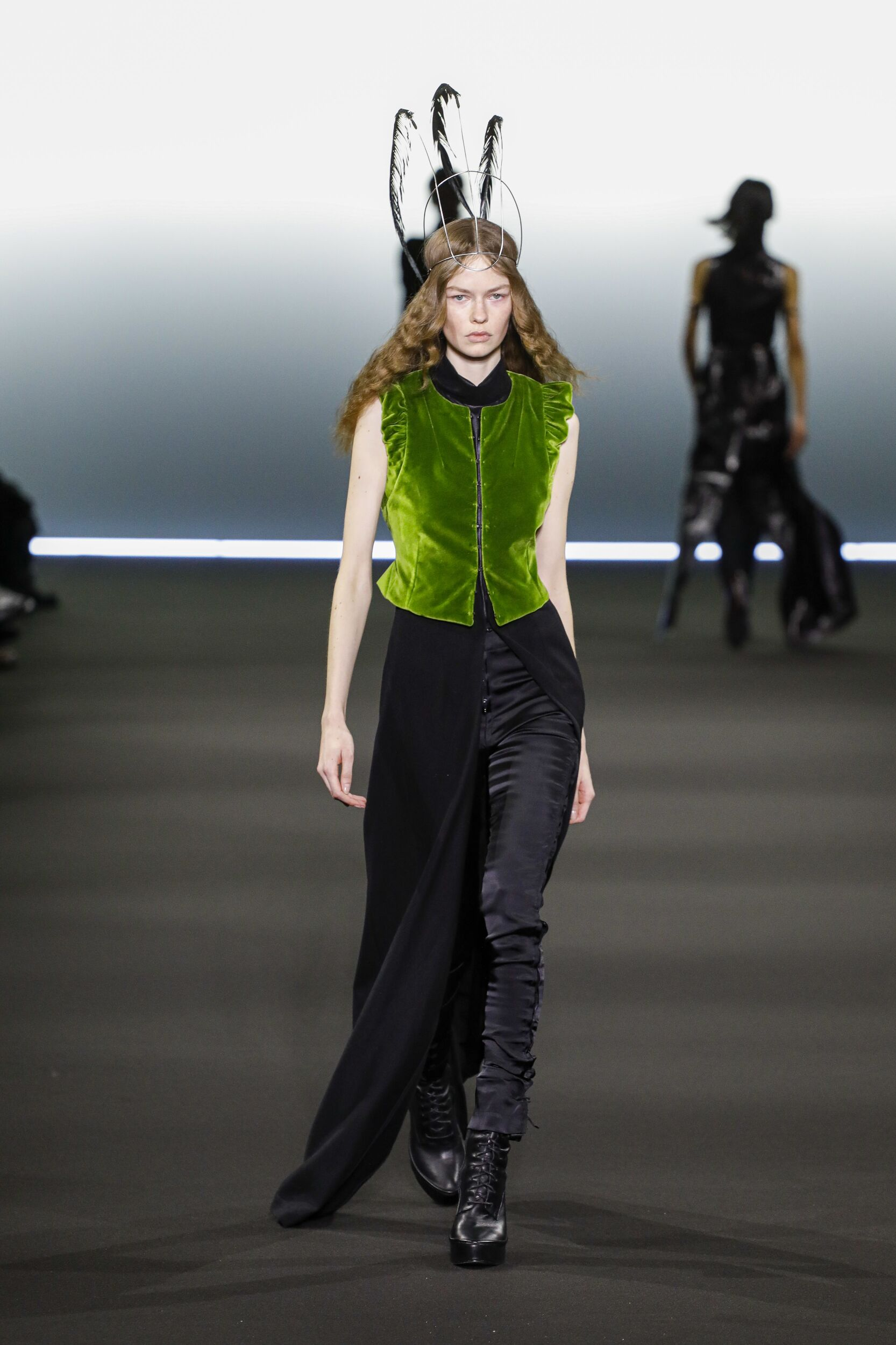 Ann Demeulemeester Women's Collection 2020 21