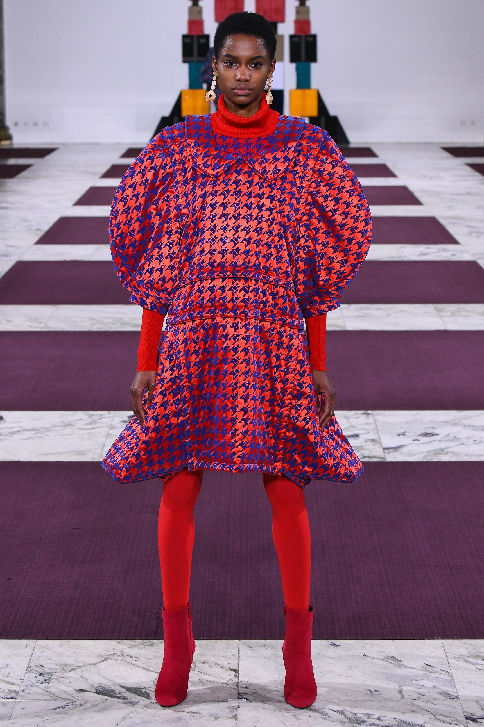 Anrealage Fall Winter 2020 Womens Collection Paris Fashion Week