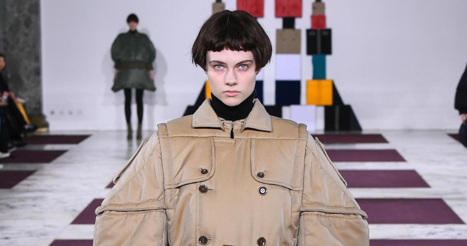 Anrealage Fashion Show FW 2020 Paris