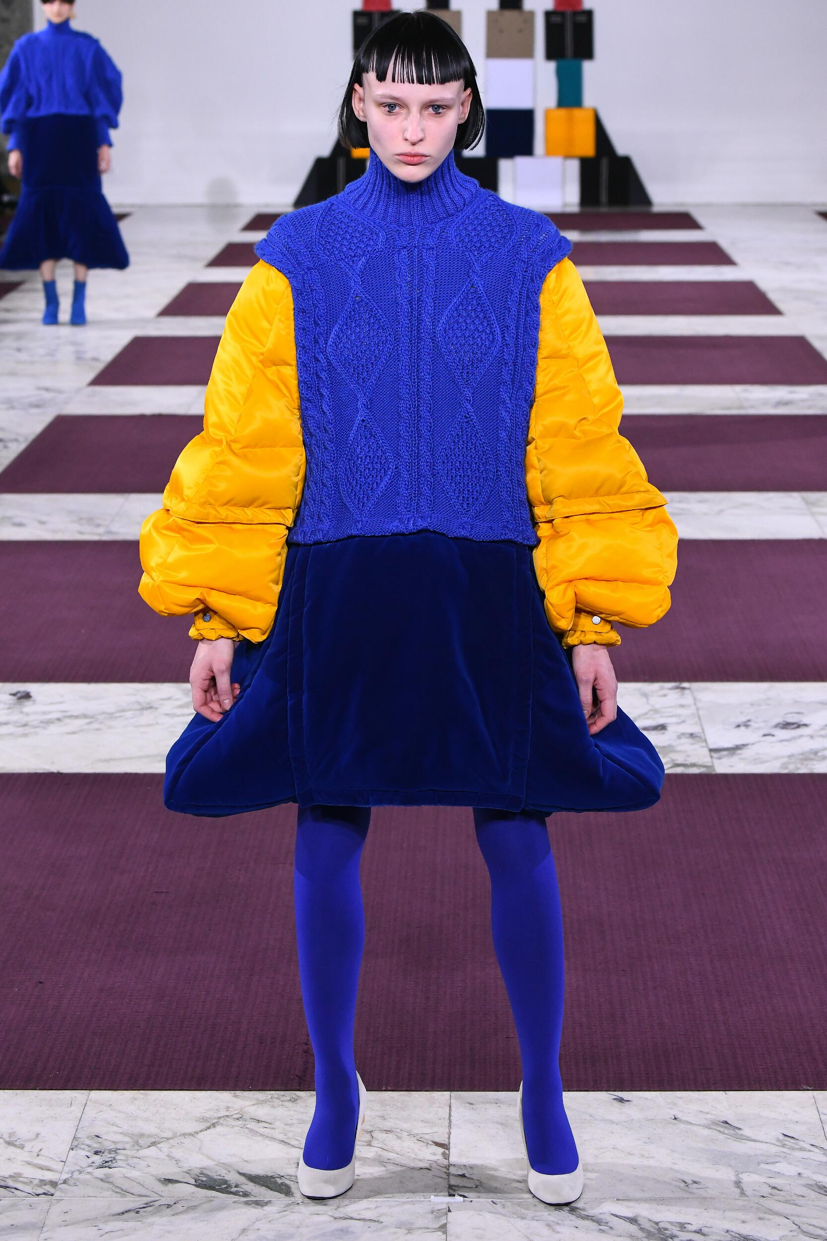 Anrealage Paris Fashion Week Womenswear Trends
