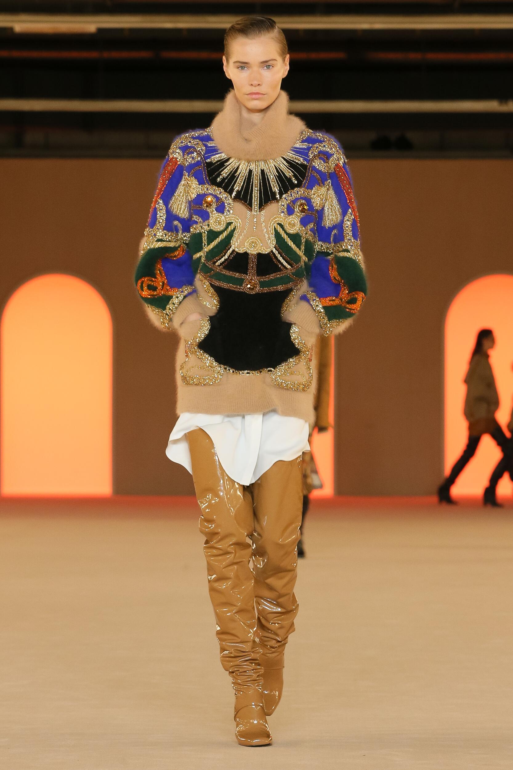 Balmain FW 2020 Womenswear