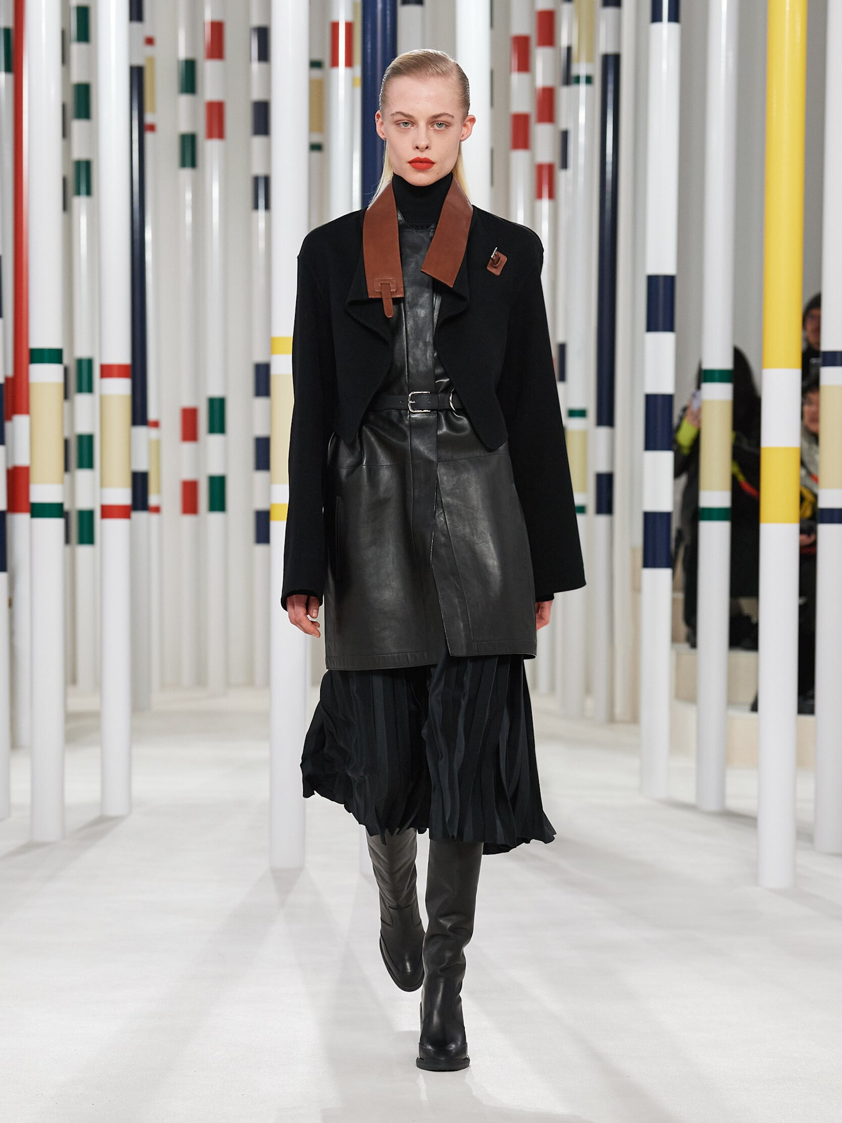 Catwalk Hermès Winter 2020