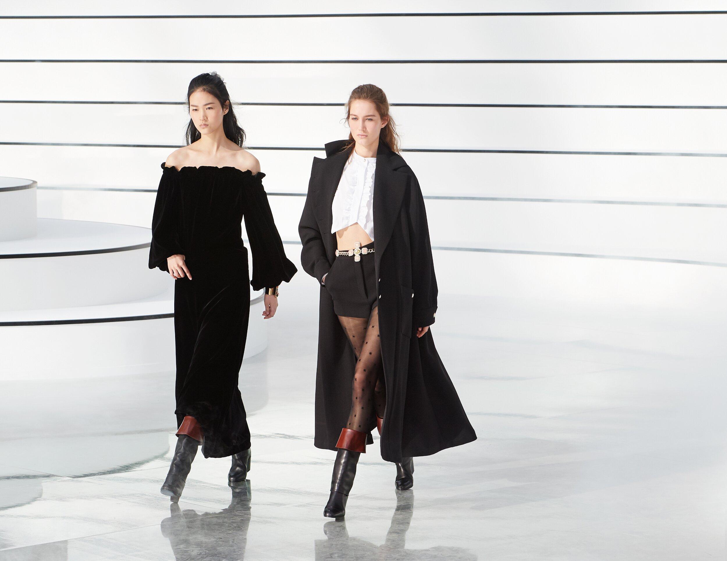 Chanel 2020 Paris Women Trends