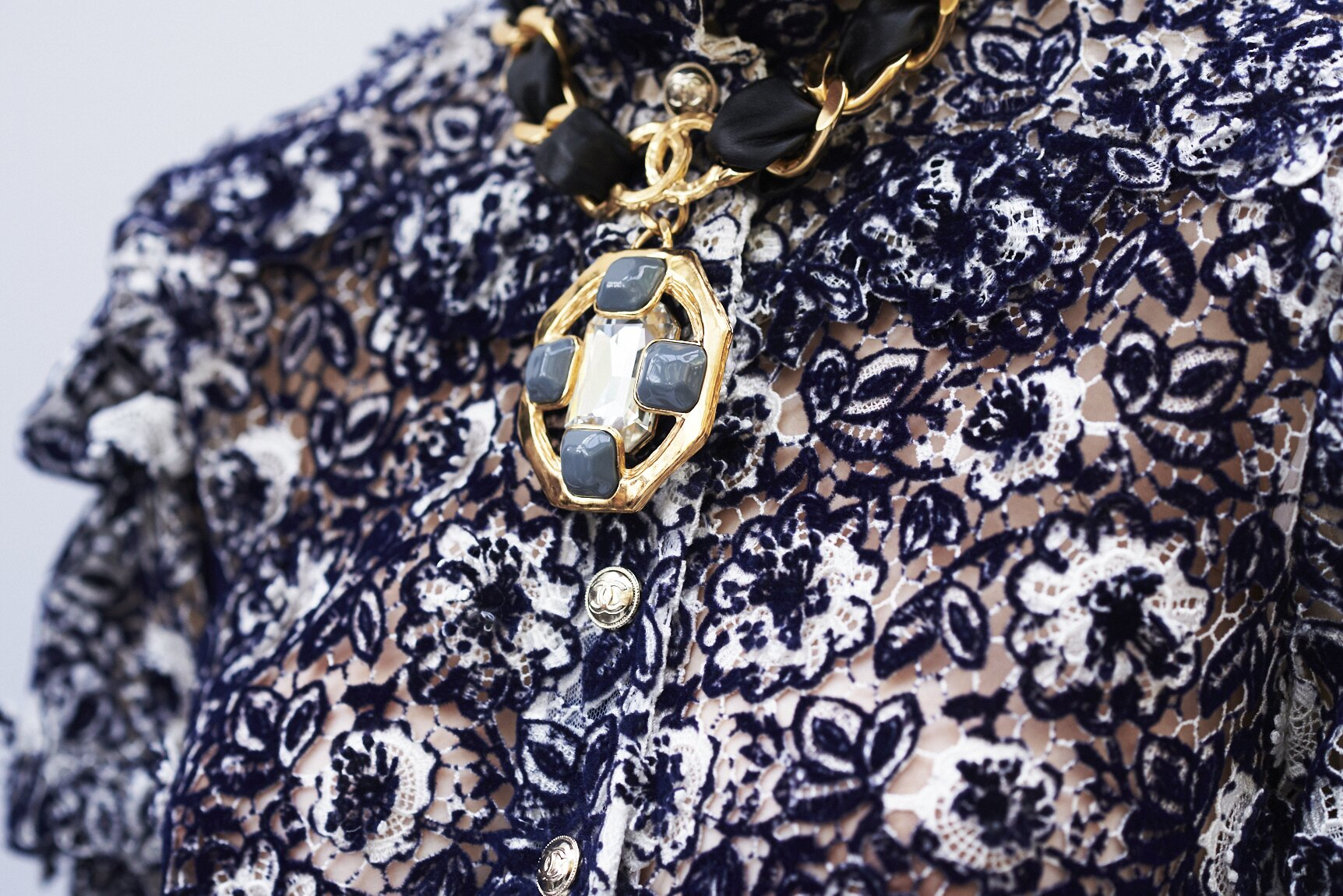 Chanel Detail Jewelry Pendant
