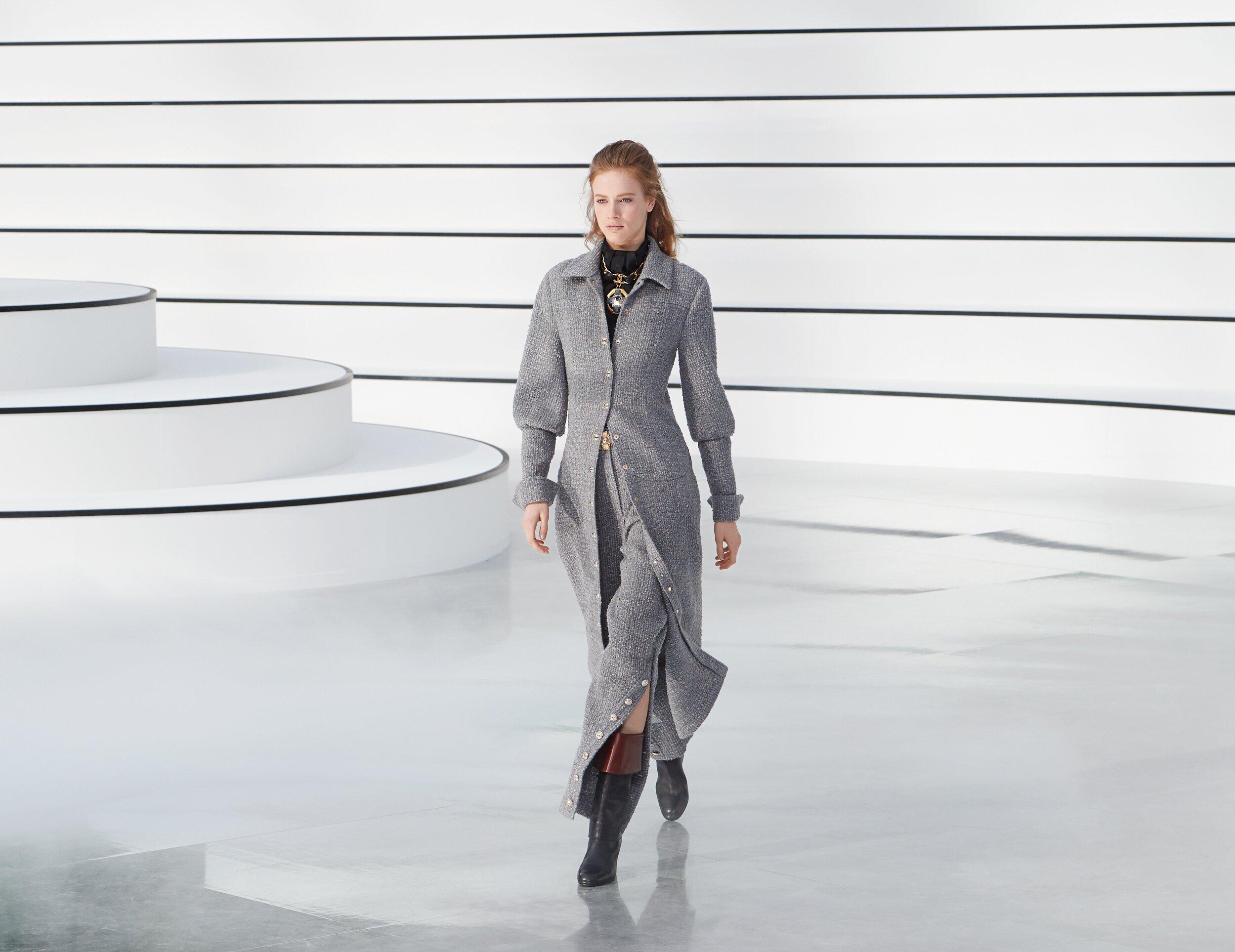 Chanel Fall 2020 Catwalk