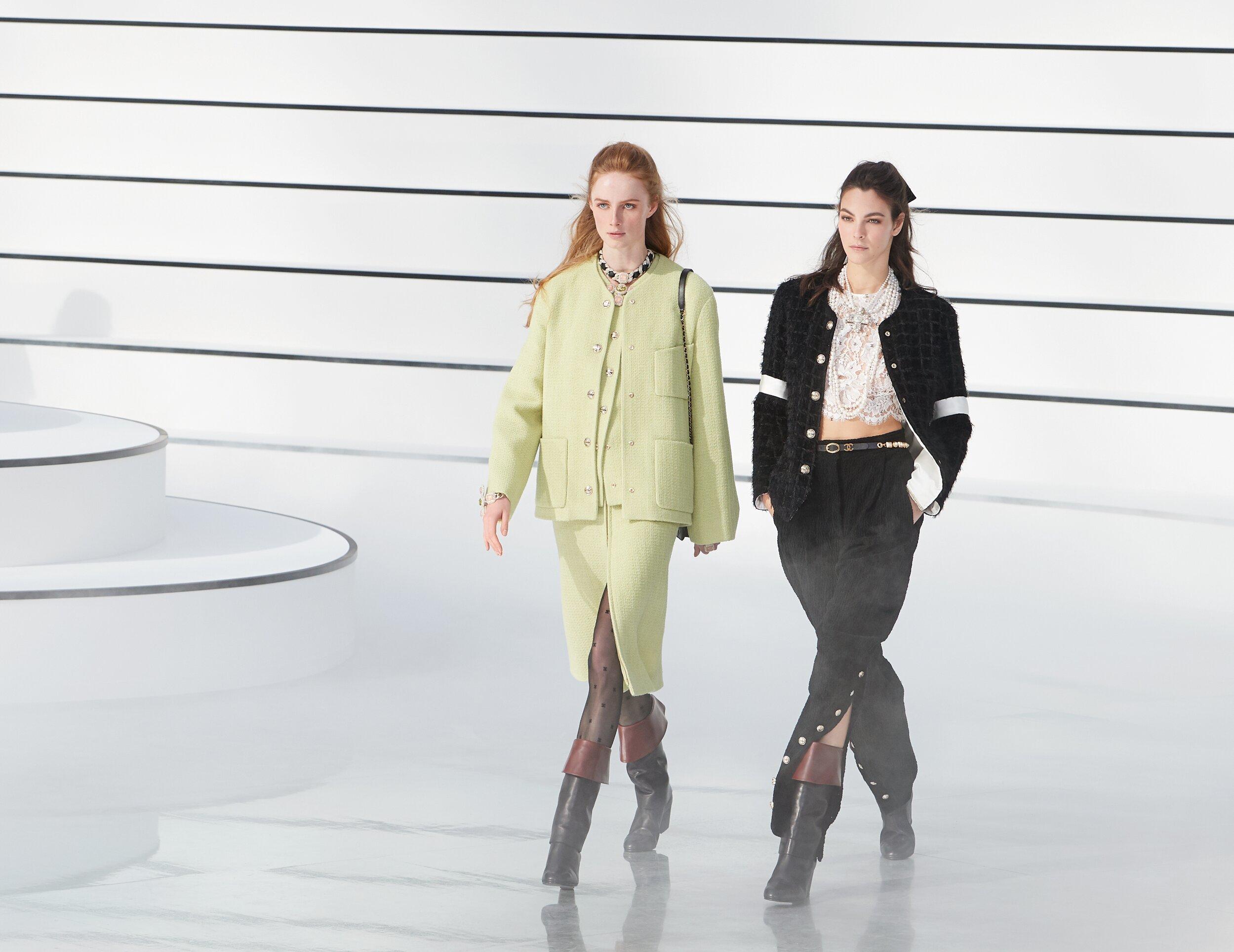 Chanel Fashion Show FW 2020