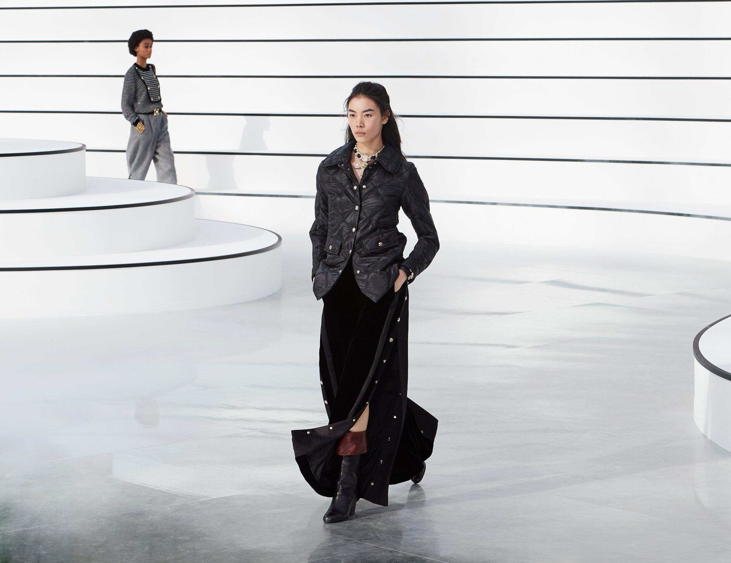 Chanel Paris Fashion Week Womenswear Trends