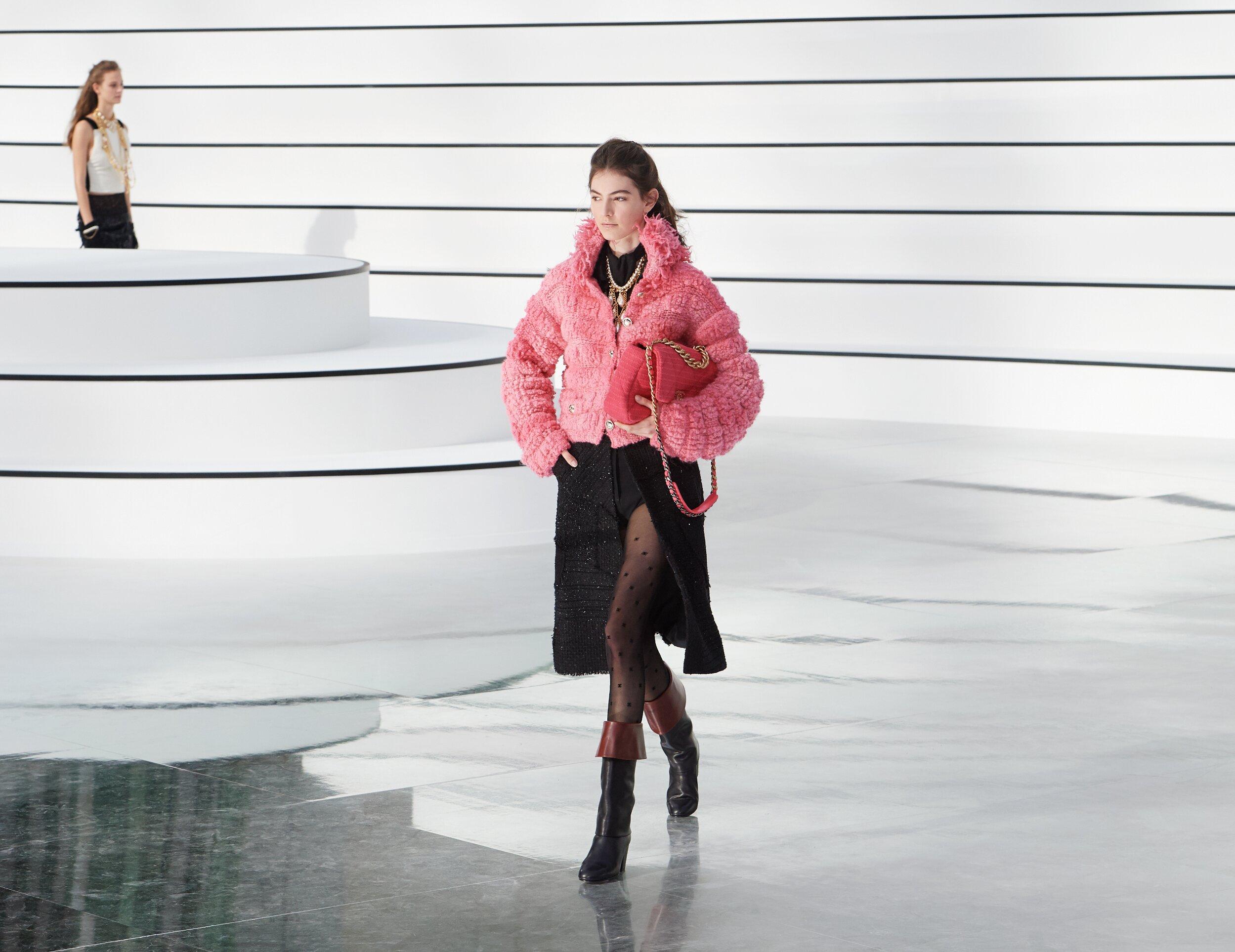 Chanel Winter 2020 Catwalk