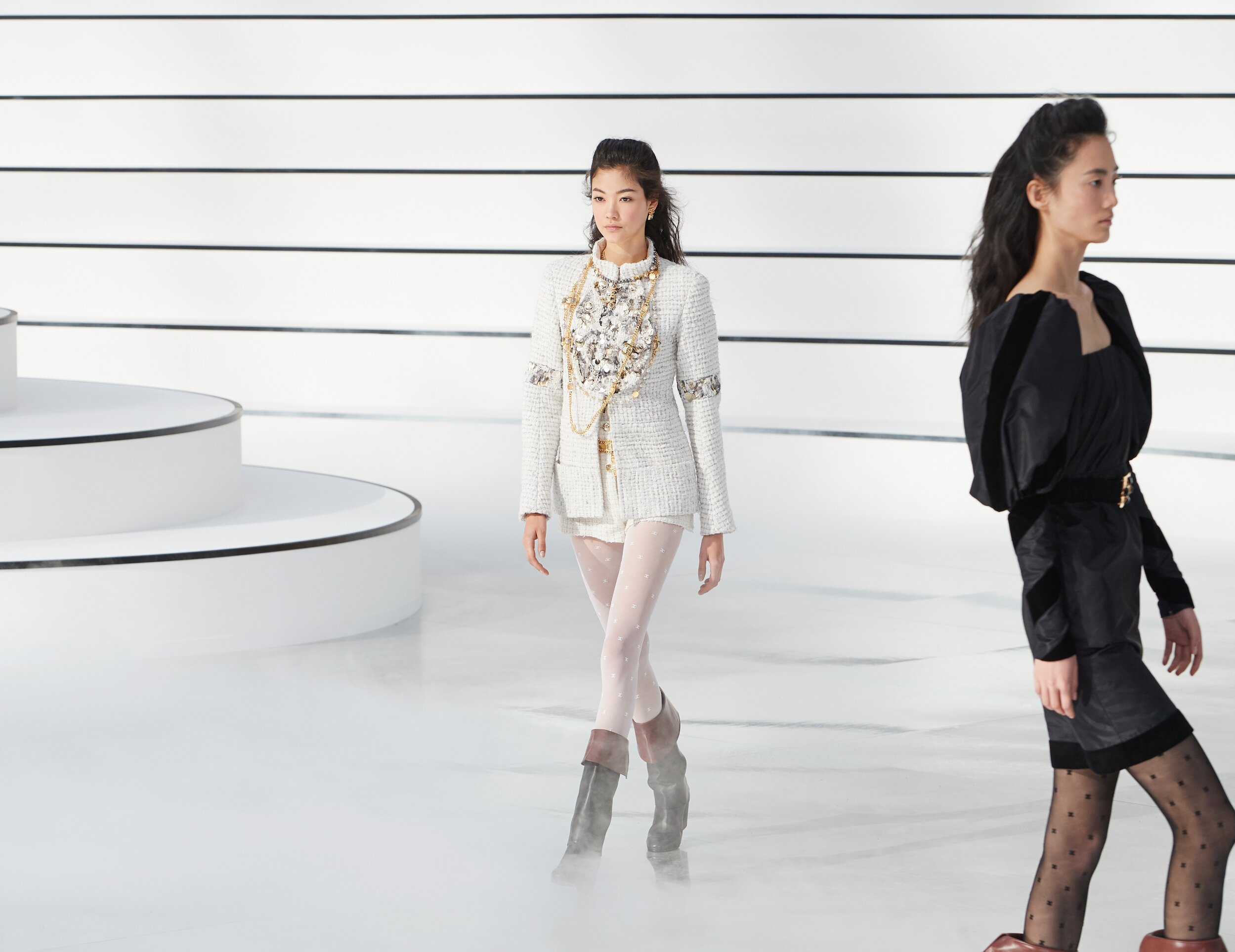 Chanel Woman Style