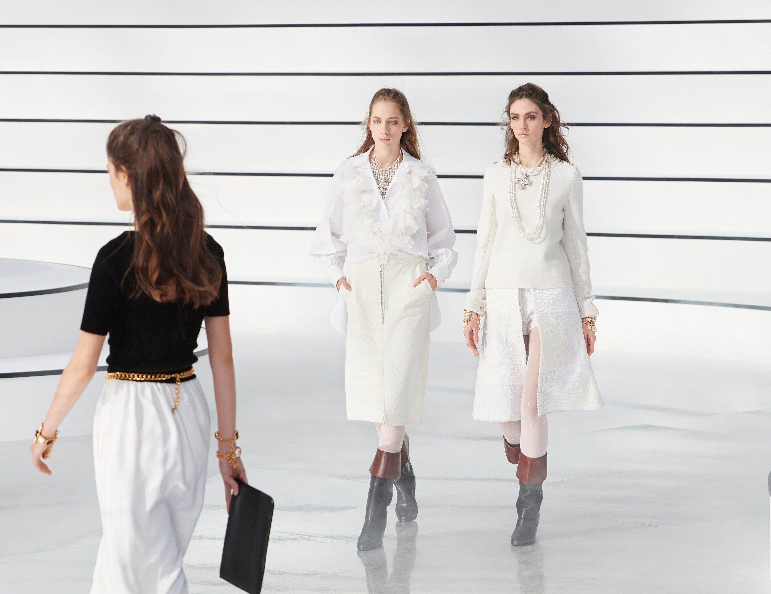 Chanel Womenswear Collection Trends