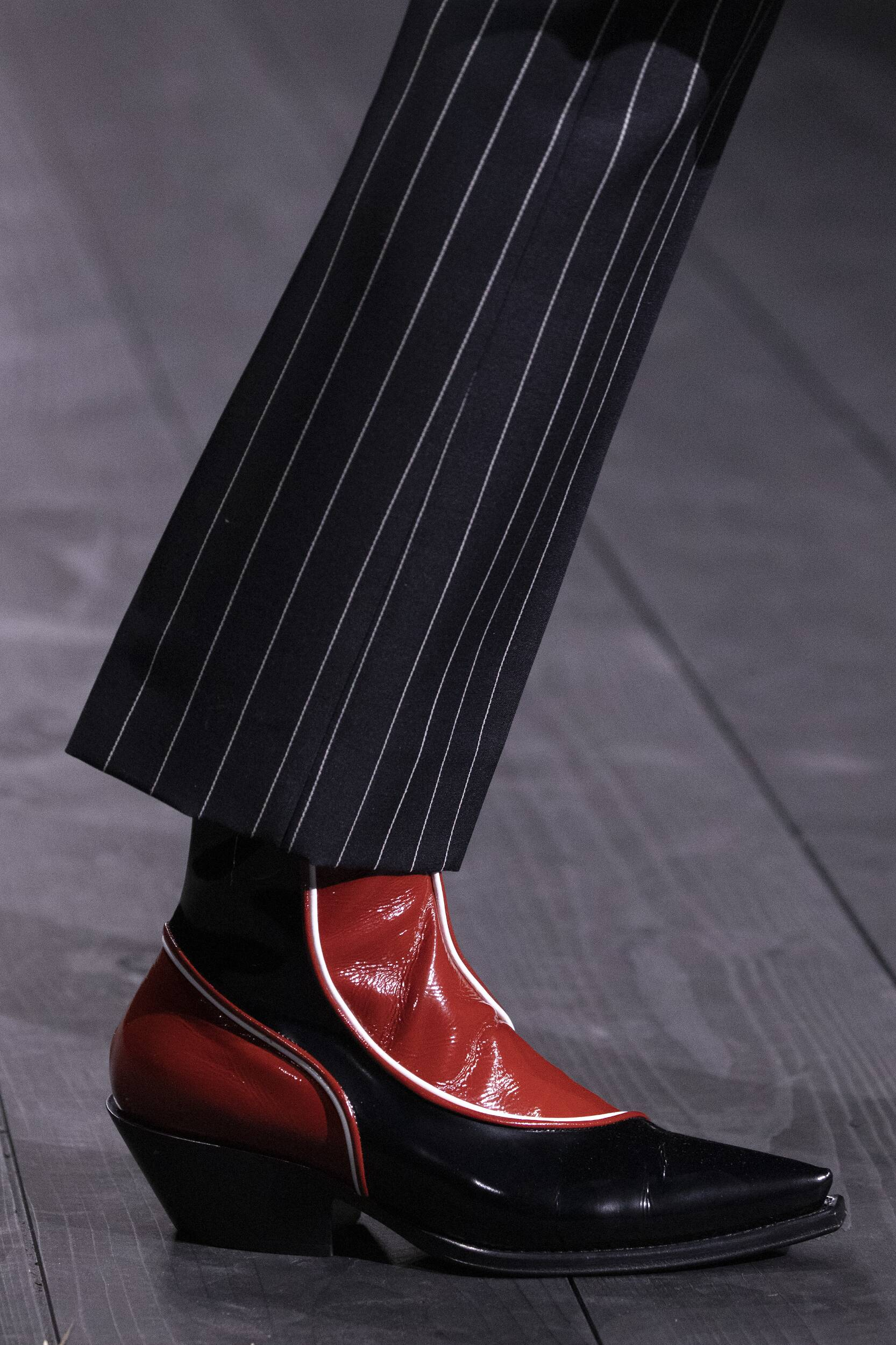 Detail Shoes Fall 2020 Louis Vuitton