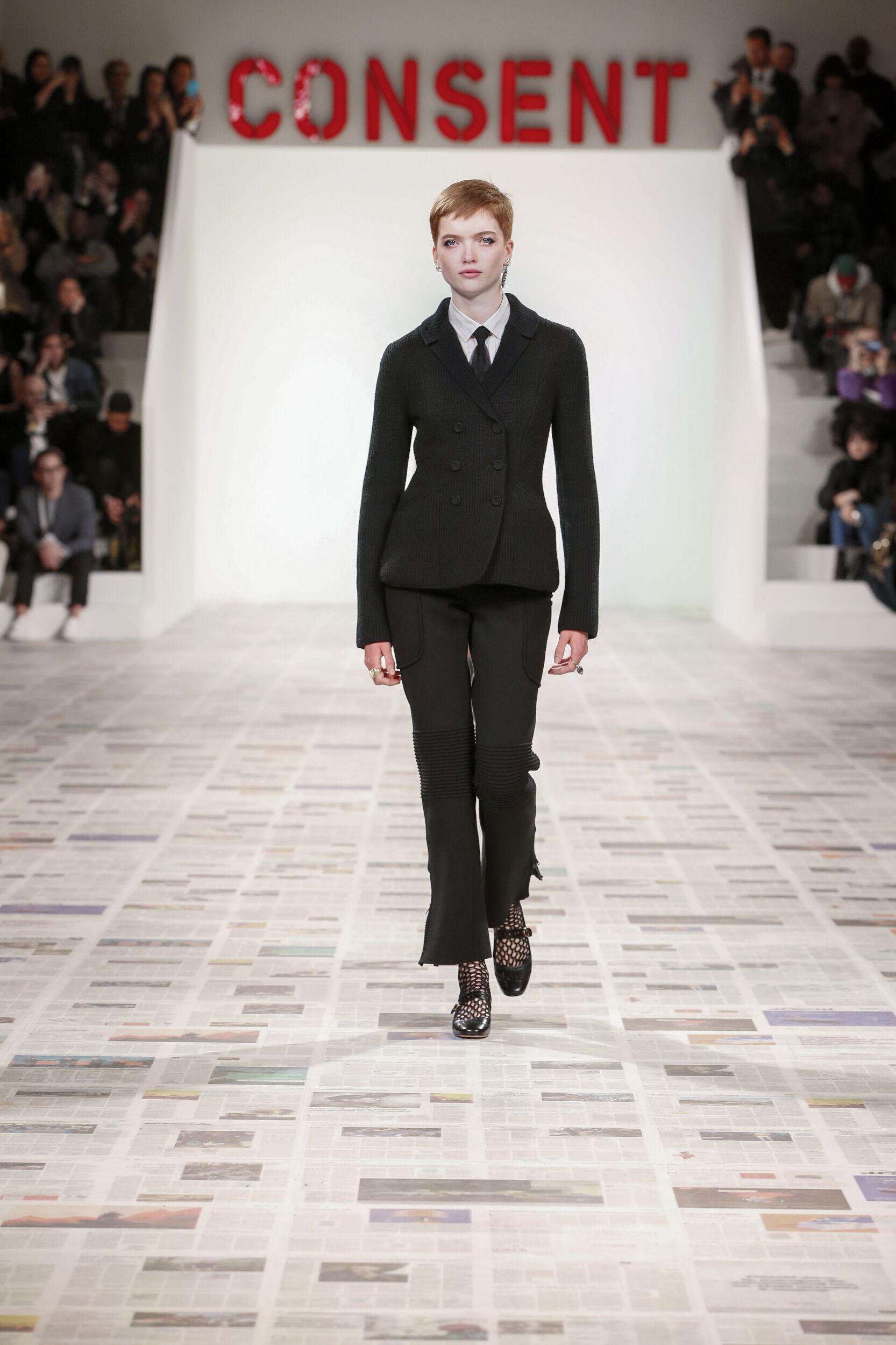 Dior Fashion Show FW 2020