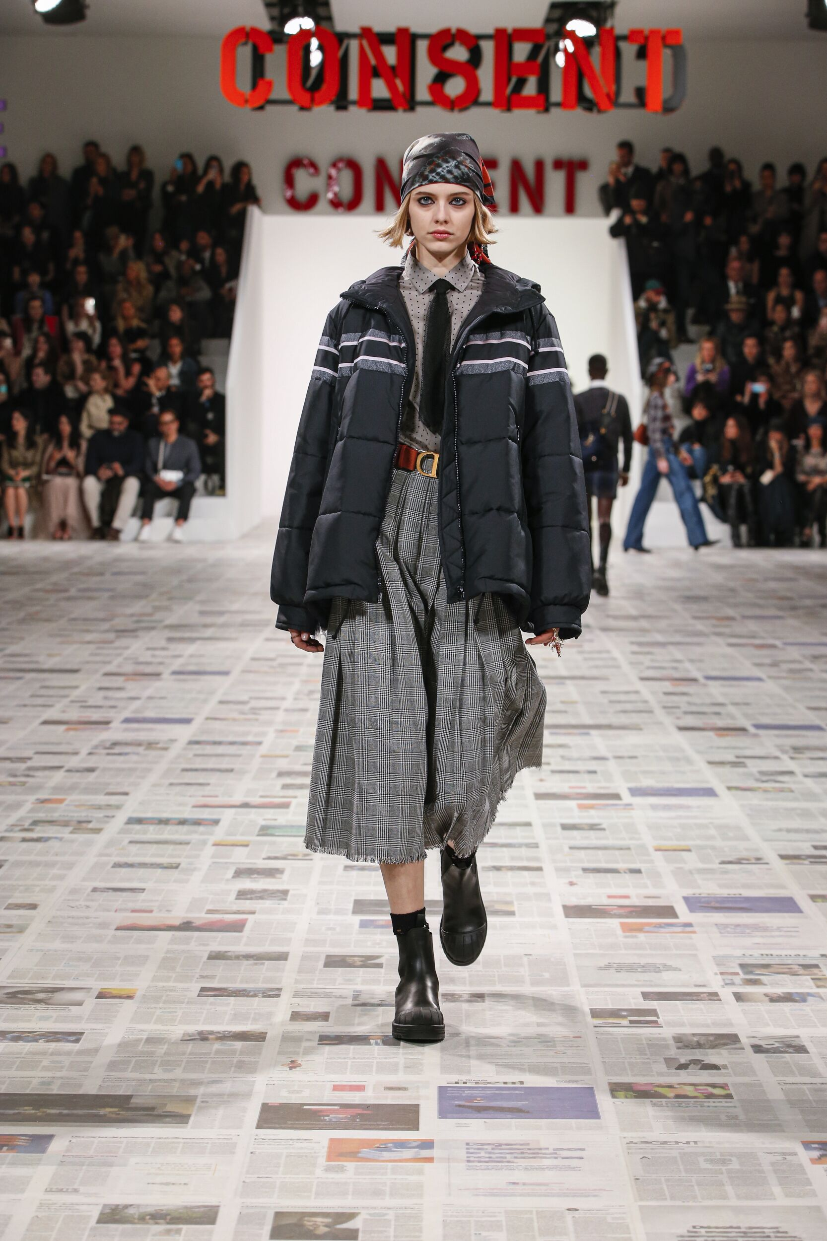 Dior Womenswear Collection Trends Winter