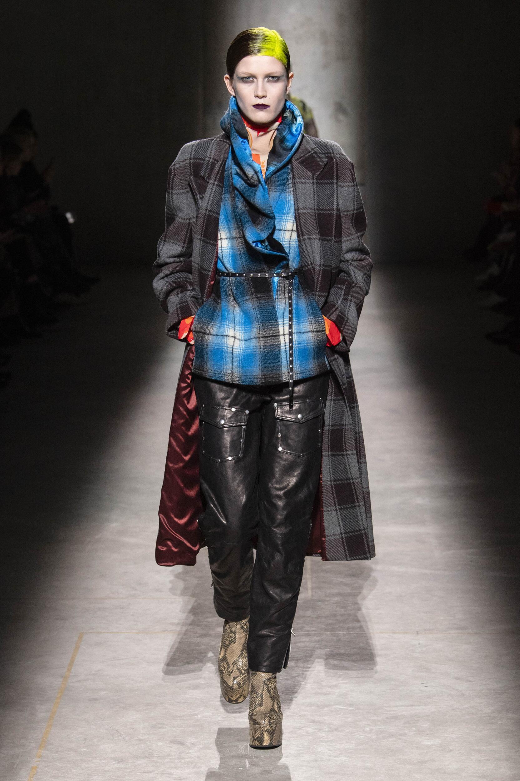 Dries Van Noten Fall Winter 2020 Womens Collection Paris Fashion Week