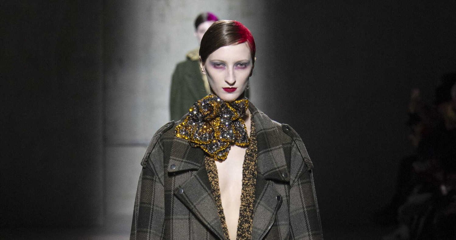 Dries Van Noten Fashion Show FW 2020 Paris