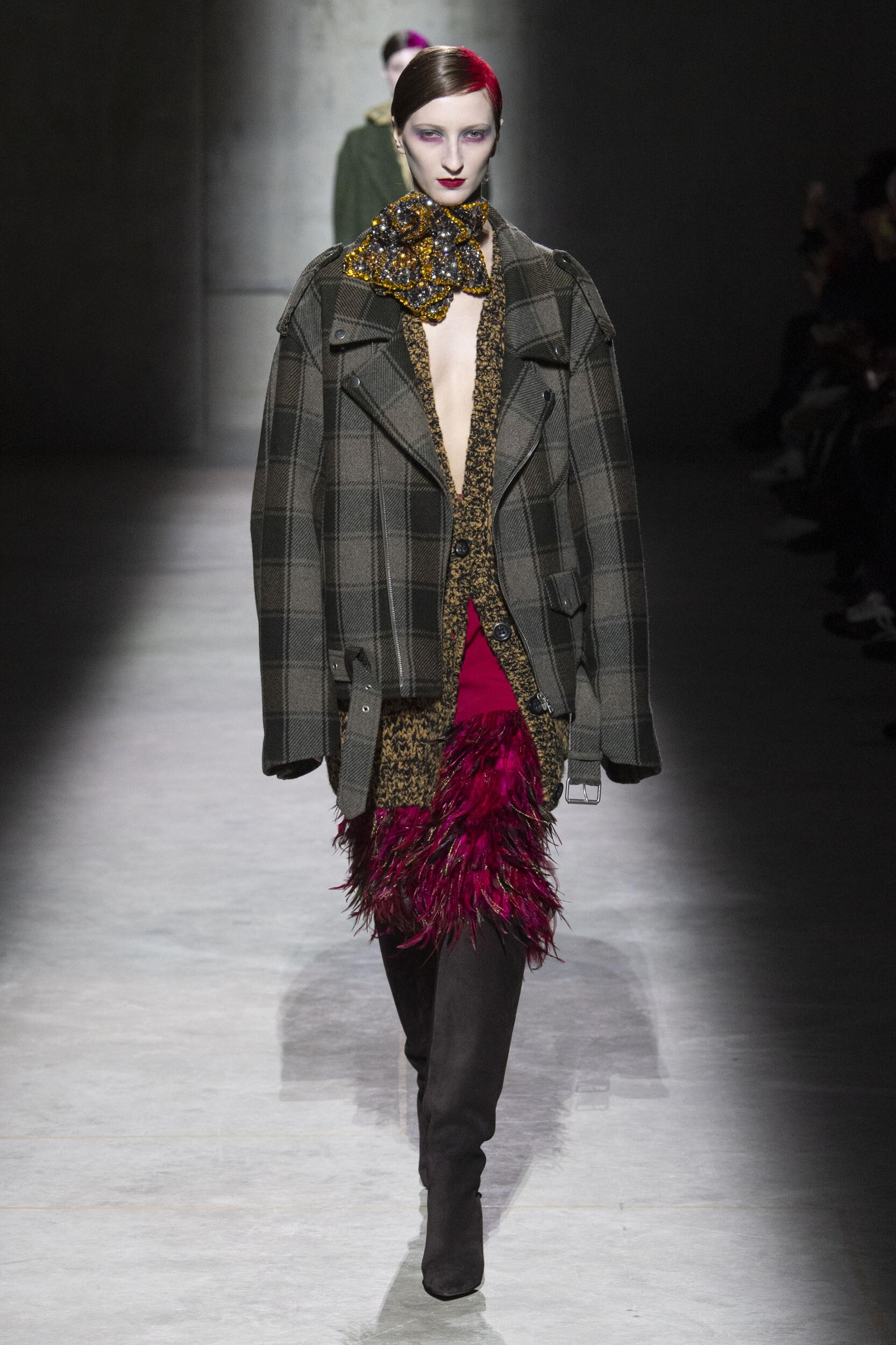 Dries Van Noten Fashion Show FW 2020